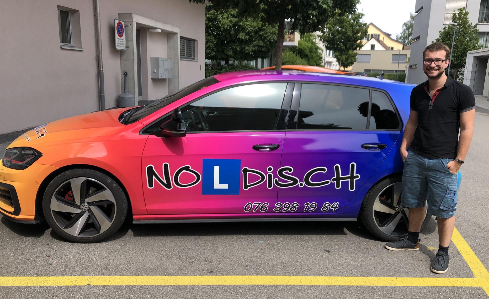 13.08.19 - Gratulation Nicolas. Das isch ebe Musig. =)