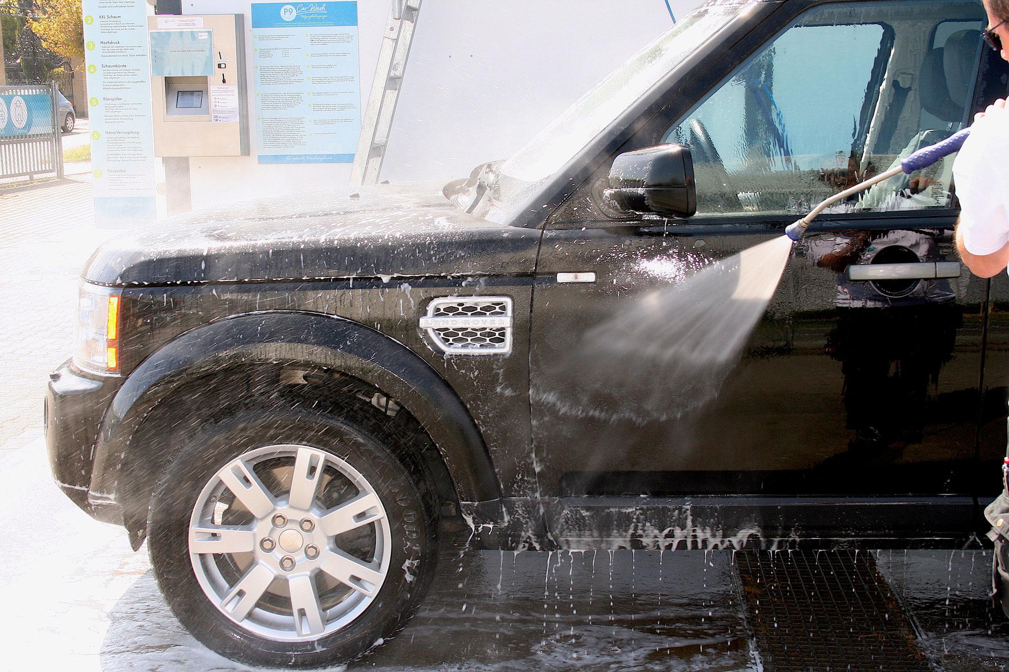 Land Rover LR4 HSE