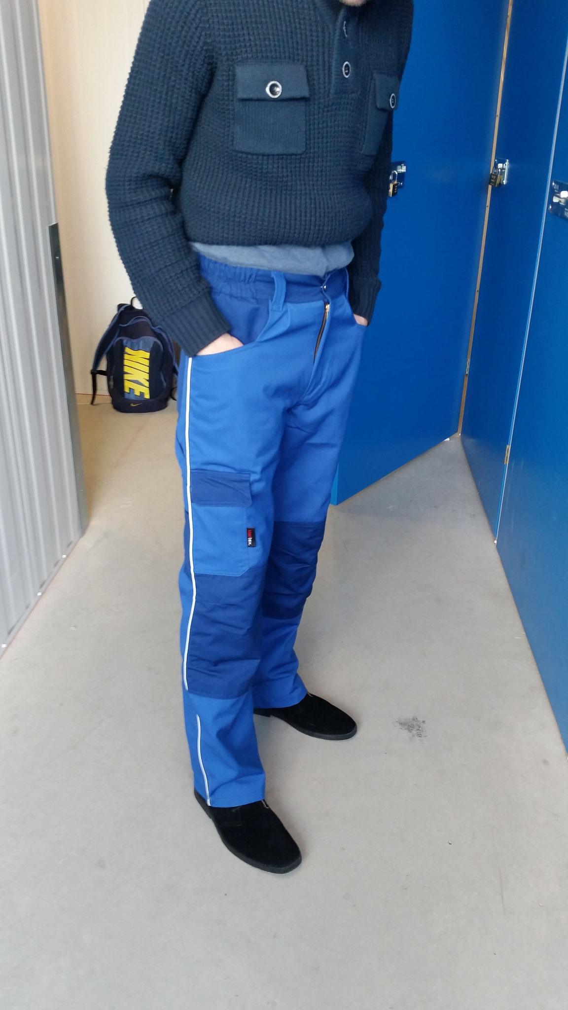 Arbeitskleidung aus unserer Herstellung
