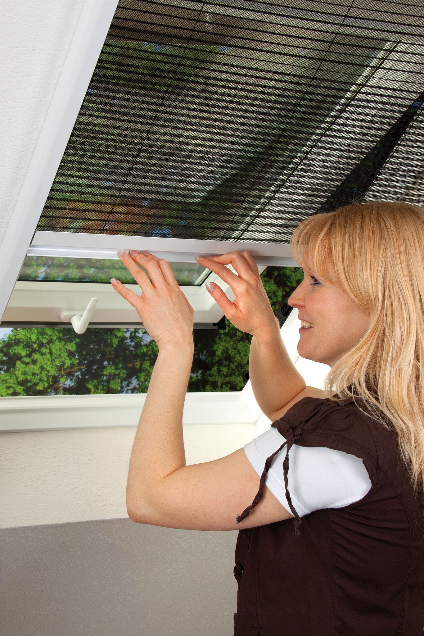 Dachfenster-Plissee