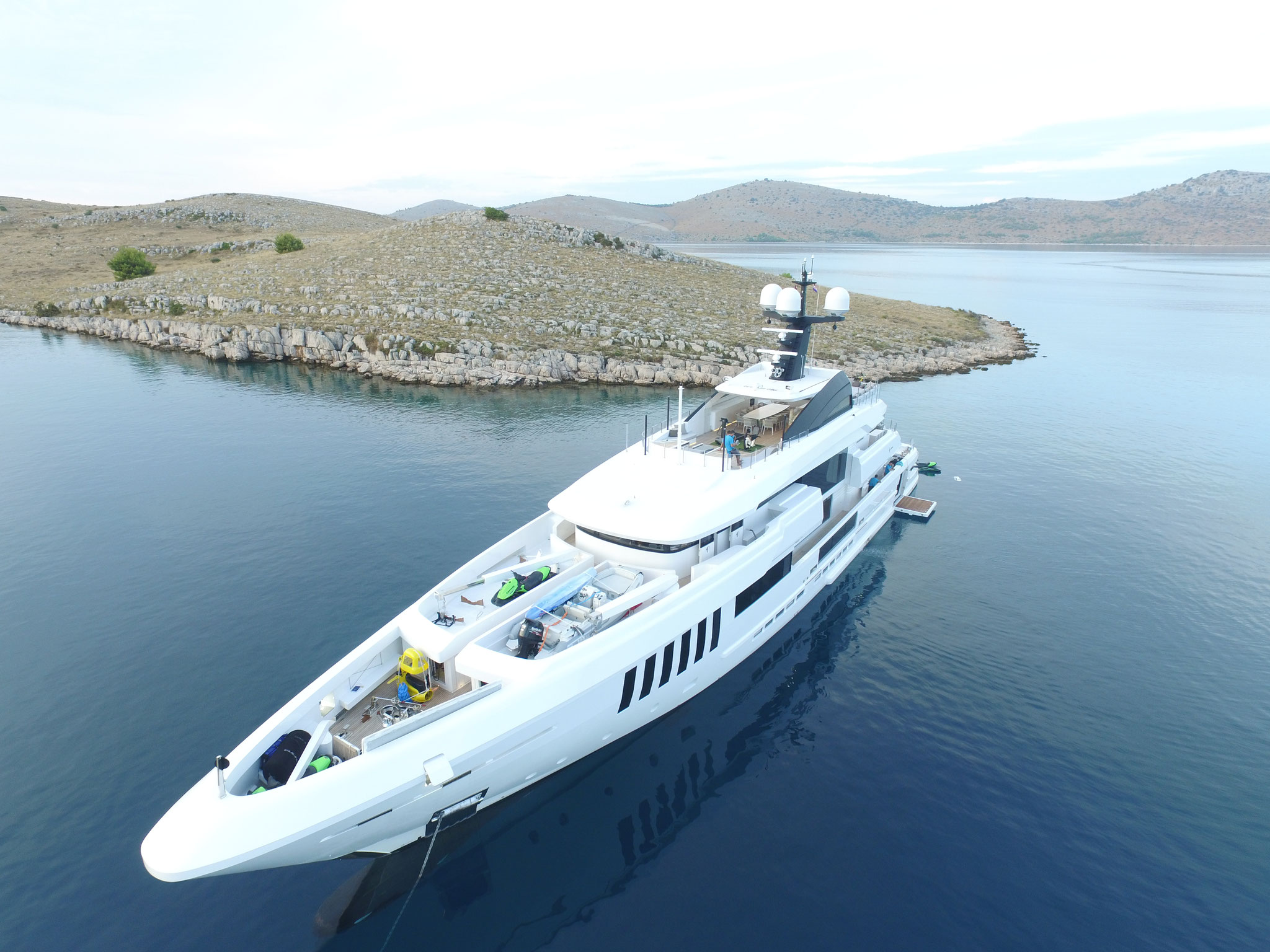 Motor Yacht Ouranos - 50m