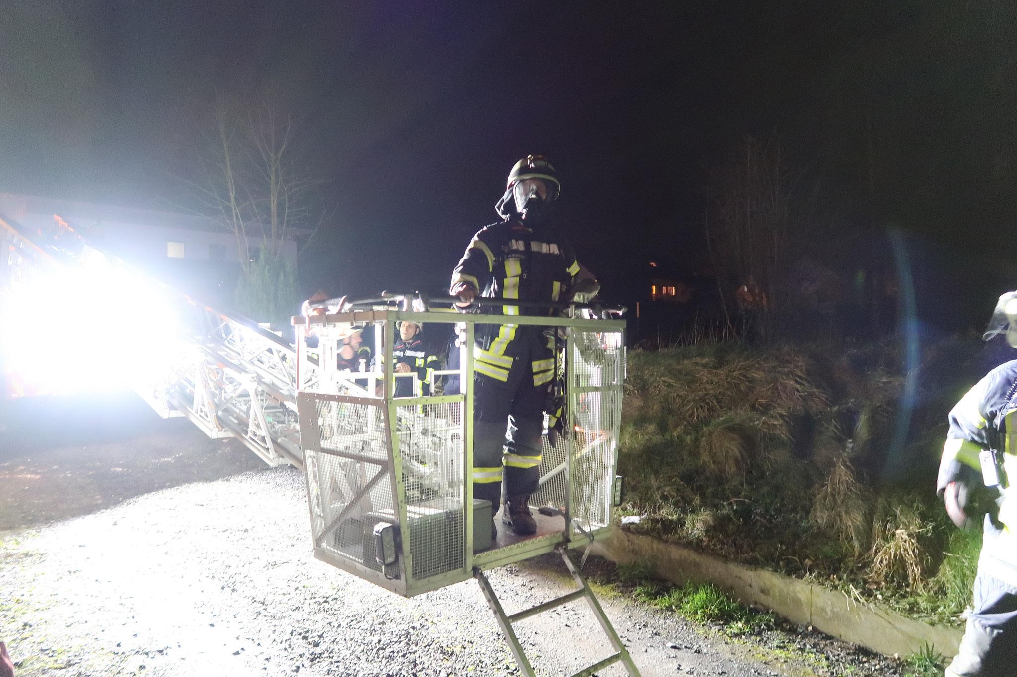 Kaminbrand Offheim