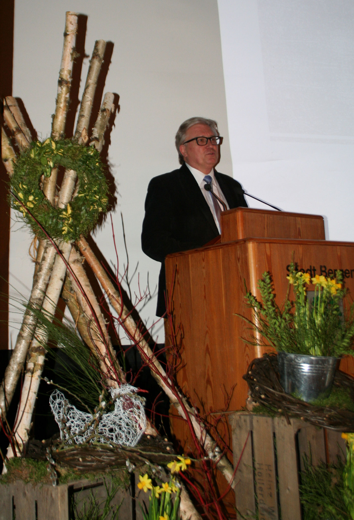 Stellvertretender Landrat Ulrich Kaiser