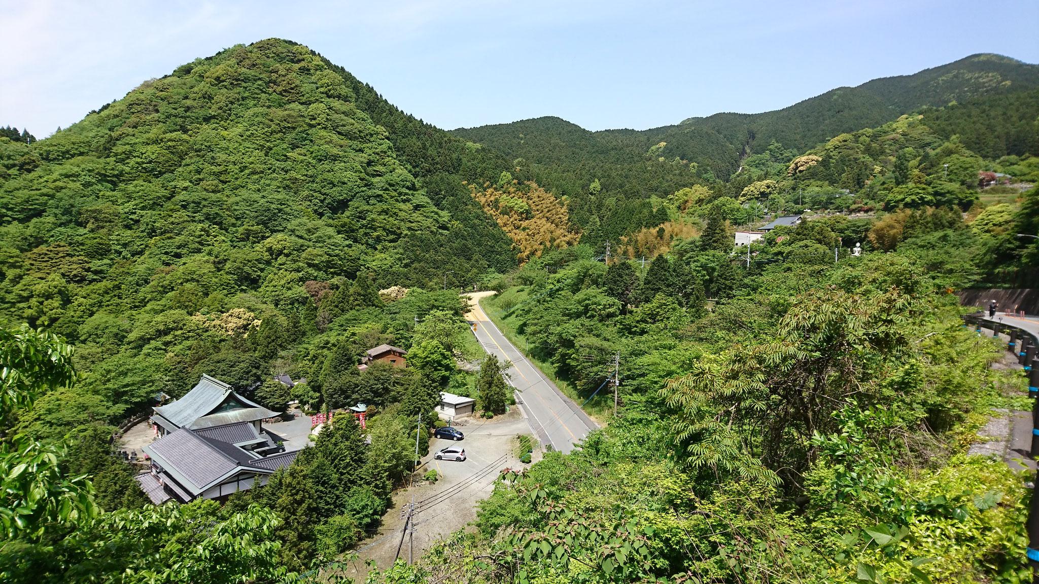 篠栗マラニック~八木山峠からの下り