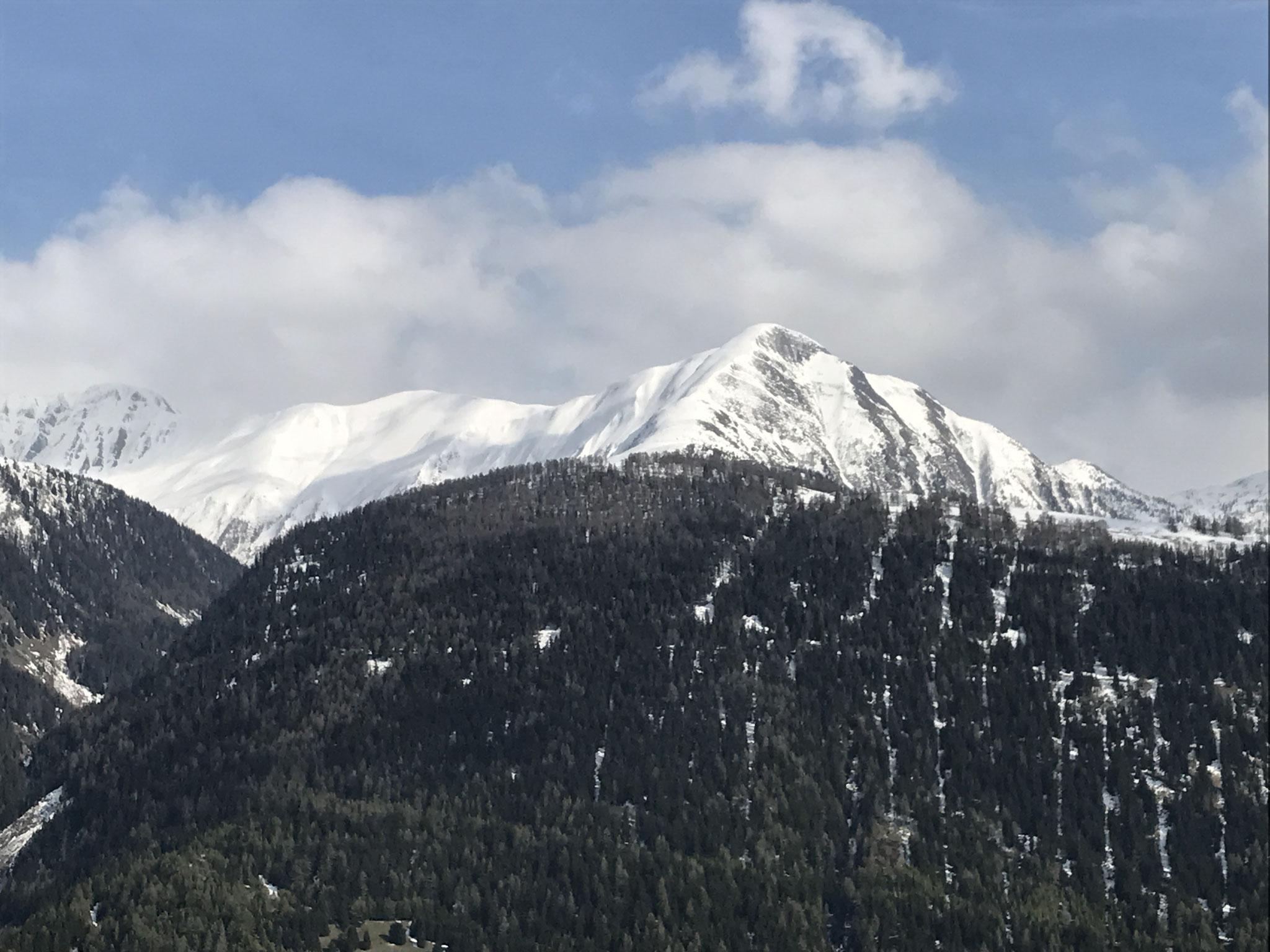 Eggerhorn schneebedeckt