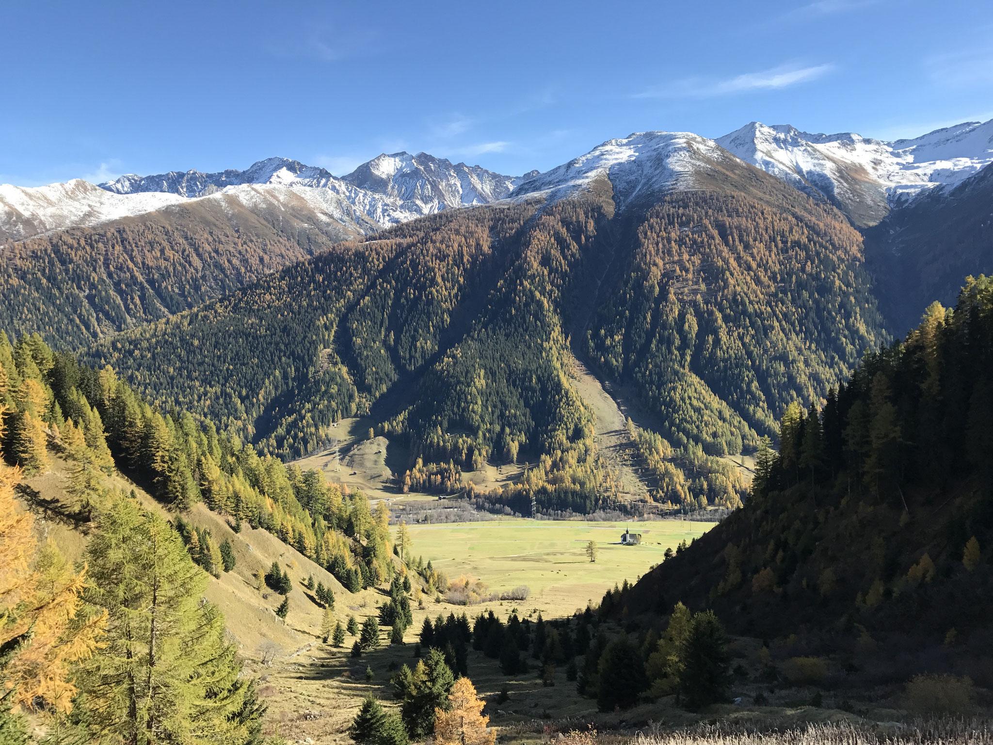 oberhalb Gluringen