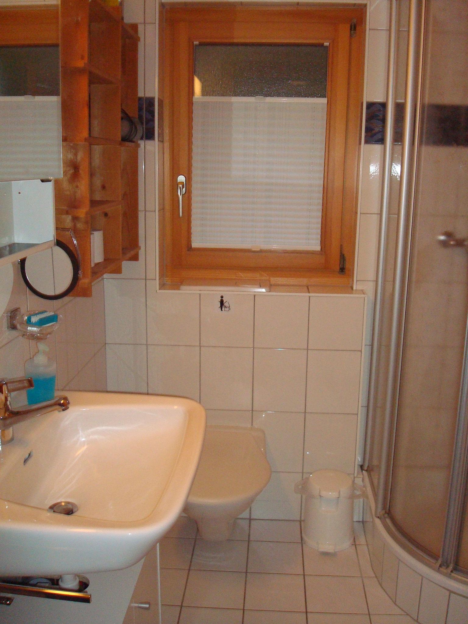 Dusche WC EG