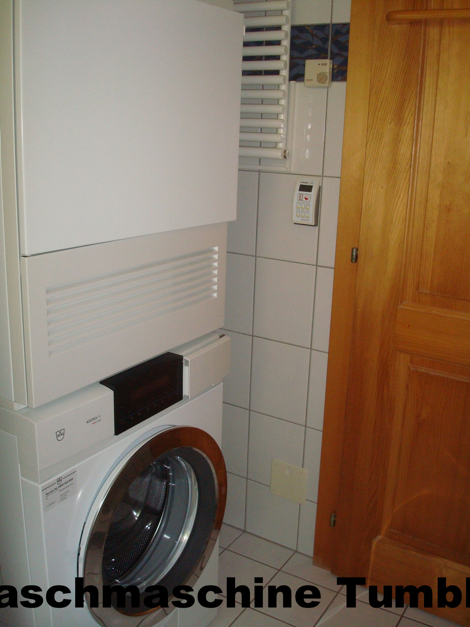 Waschmaschine Tumbler EG