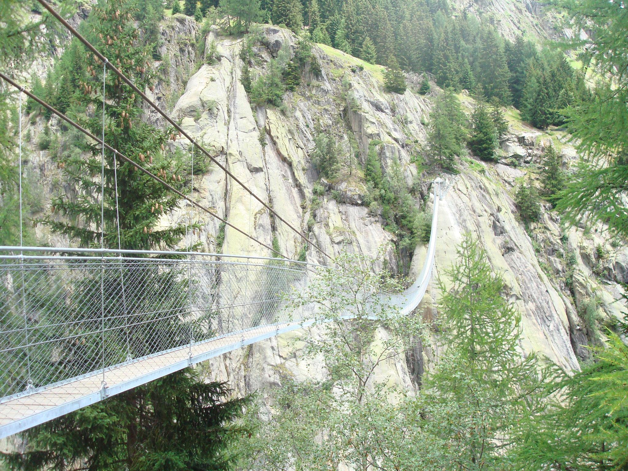 Titter Hängebrücke