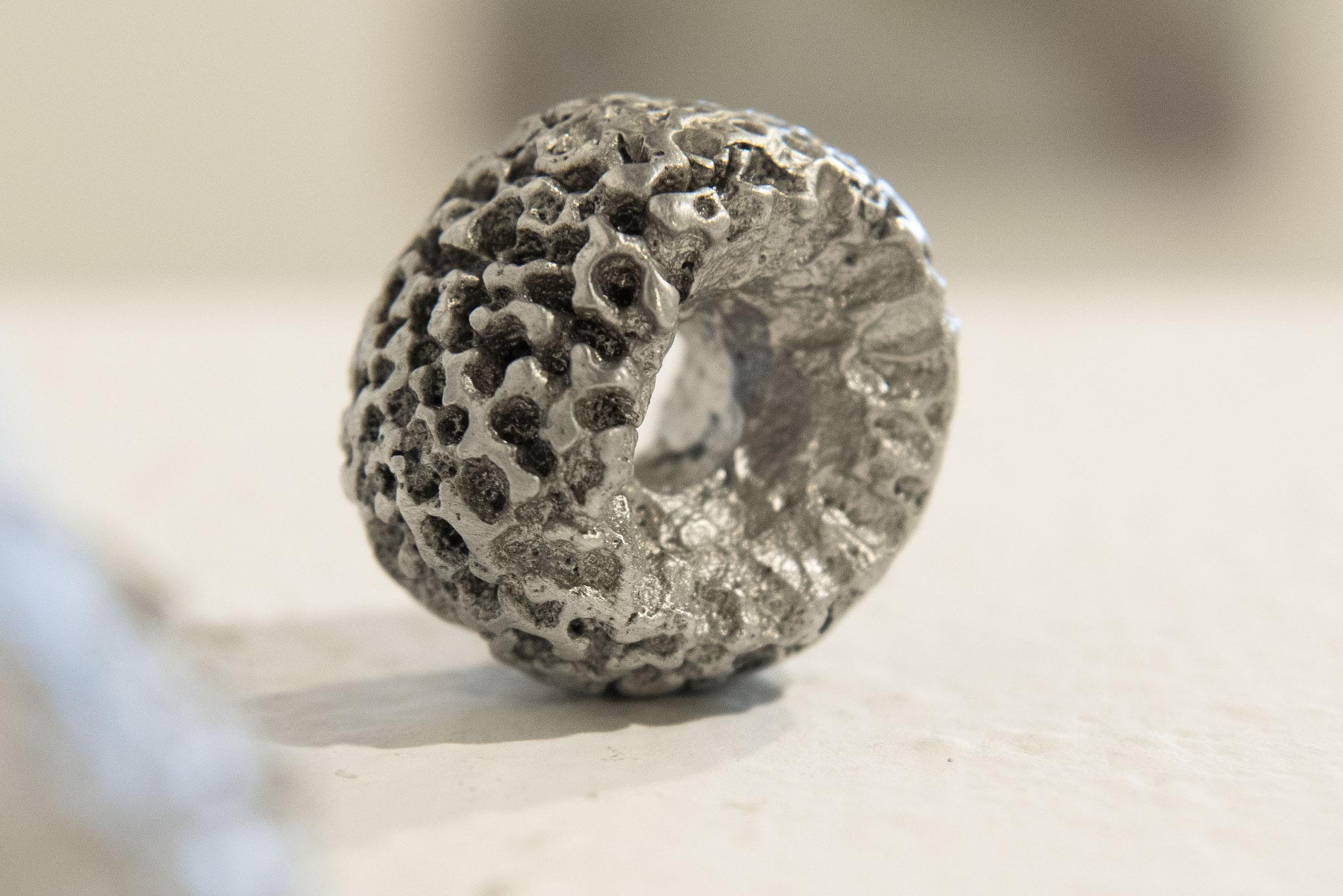 sponge, Aluminiumguss, 4/4/2 cm