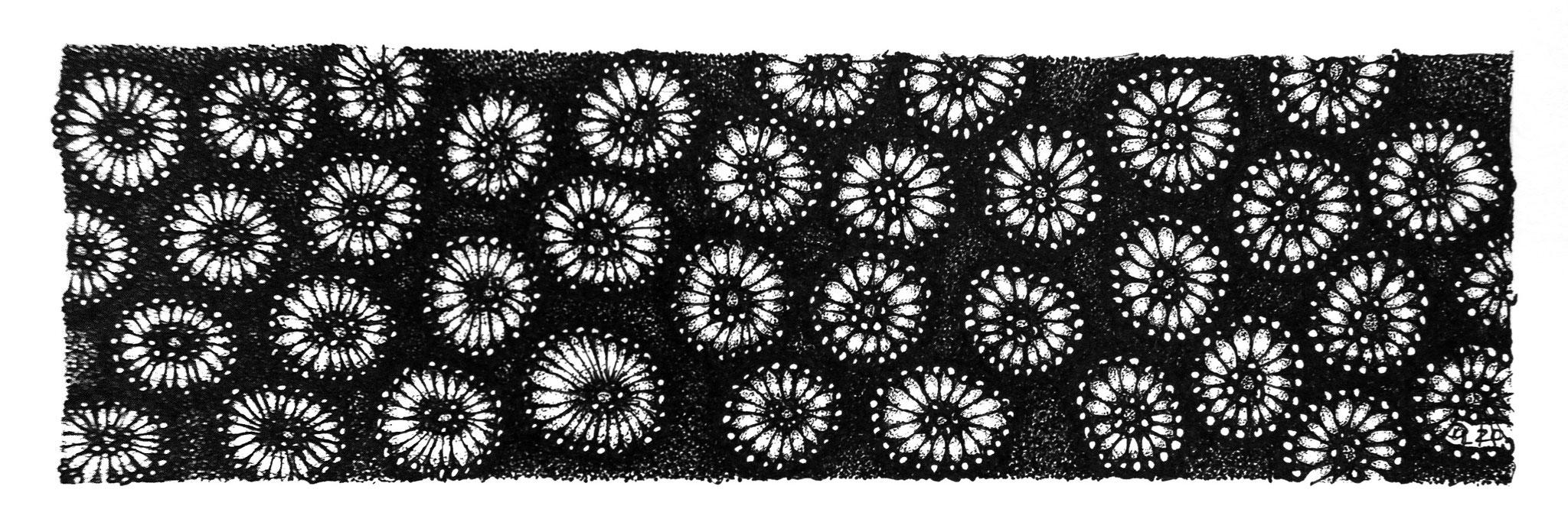 cluster 12 - Zeichnung Fineliner, 7/23 cm