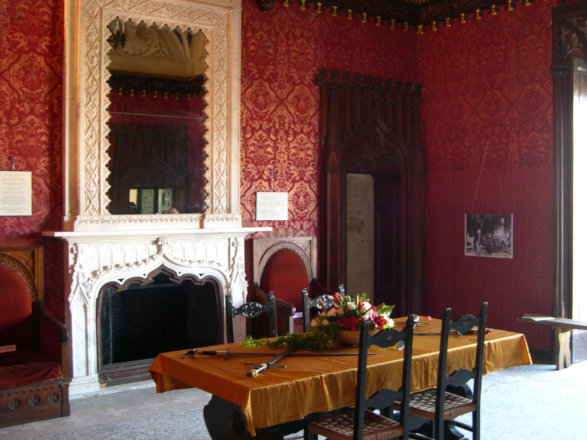 La Sala Rossa