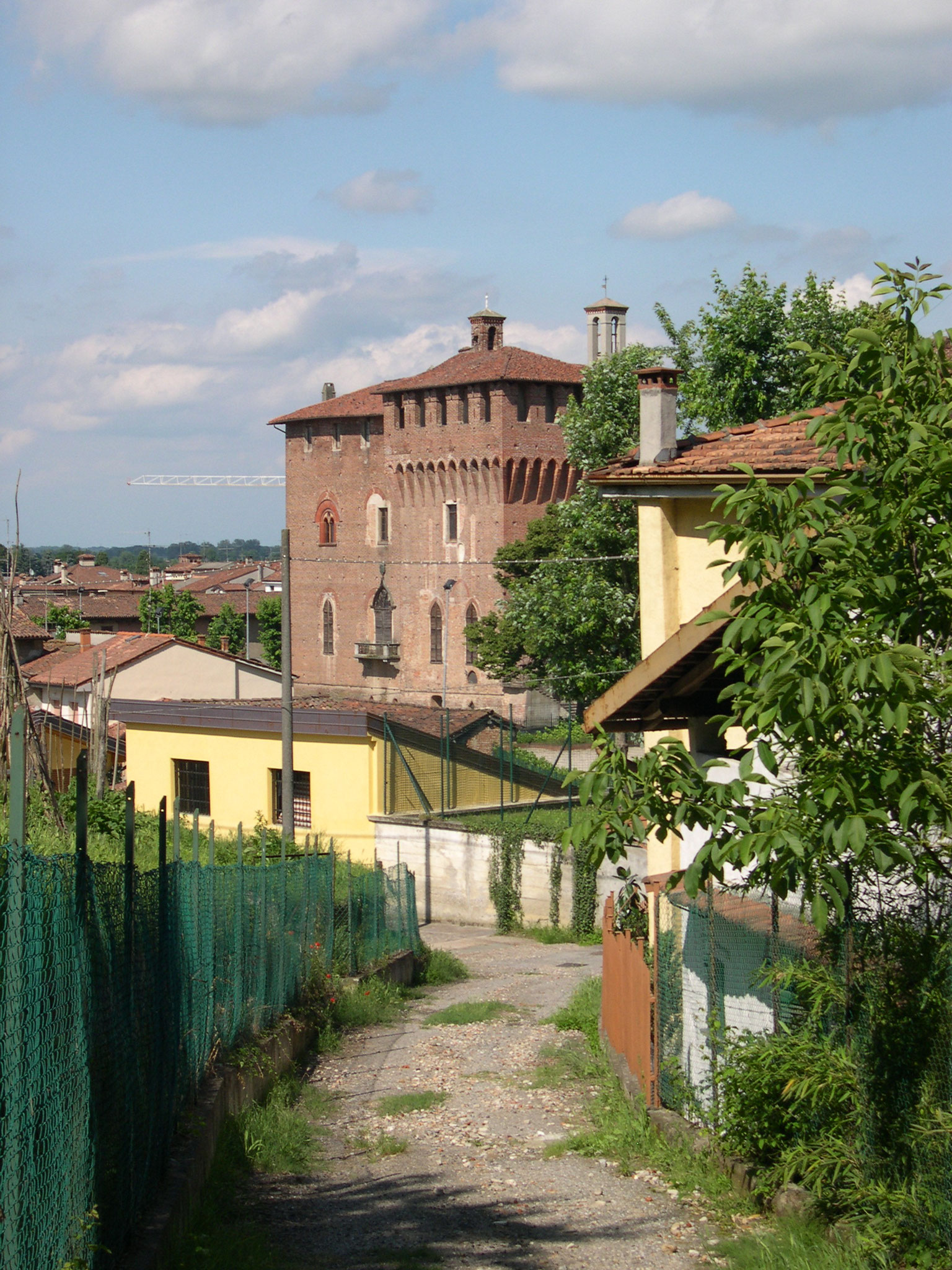 La torre Castellana