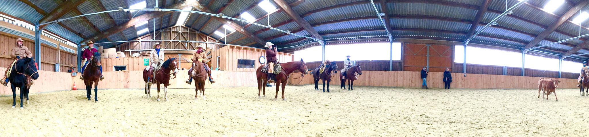 (C) JBK, Cowboy Kurs, Geisbach Ranch, Eifel 2016