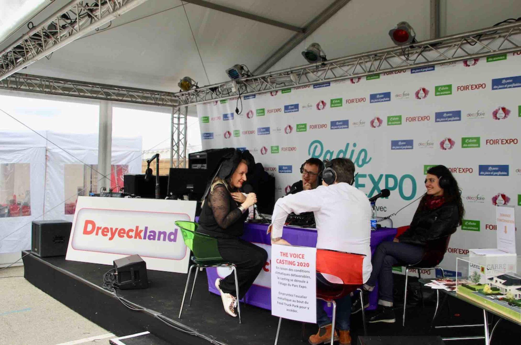 Interview Radio Dreyeckland