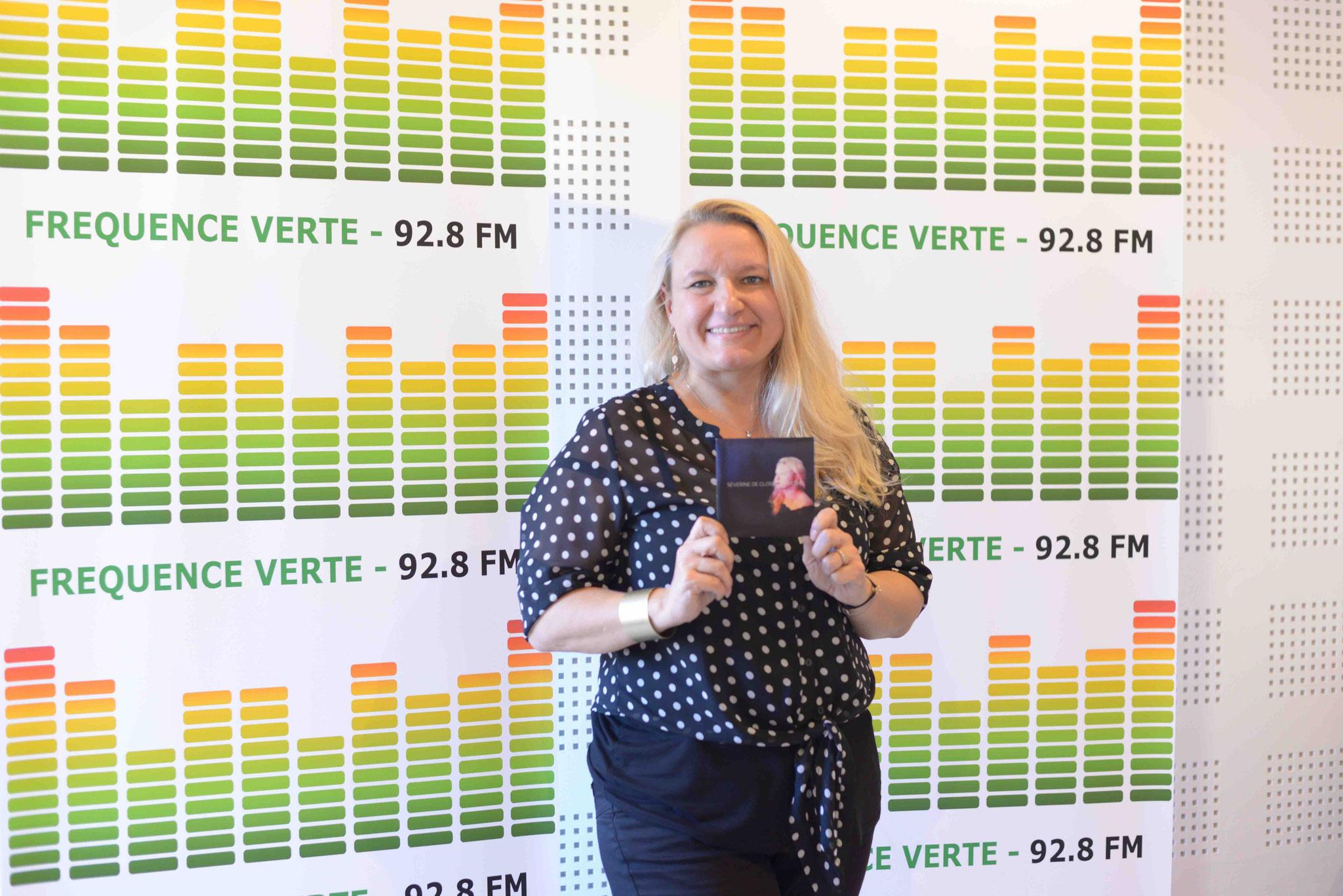 Interview Radio Fréquence Verte octobre 2019