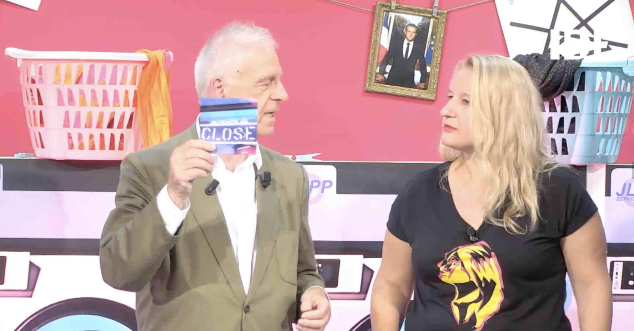 Interview et live chez Jacky dans l'émission JLPP sur IDF1