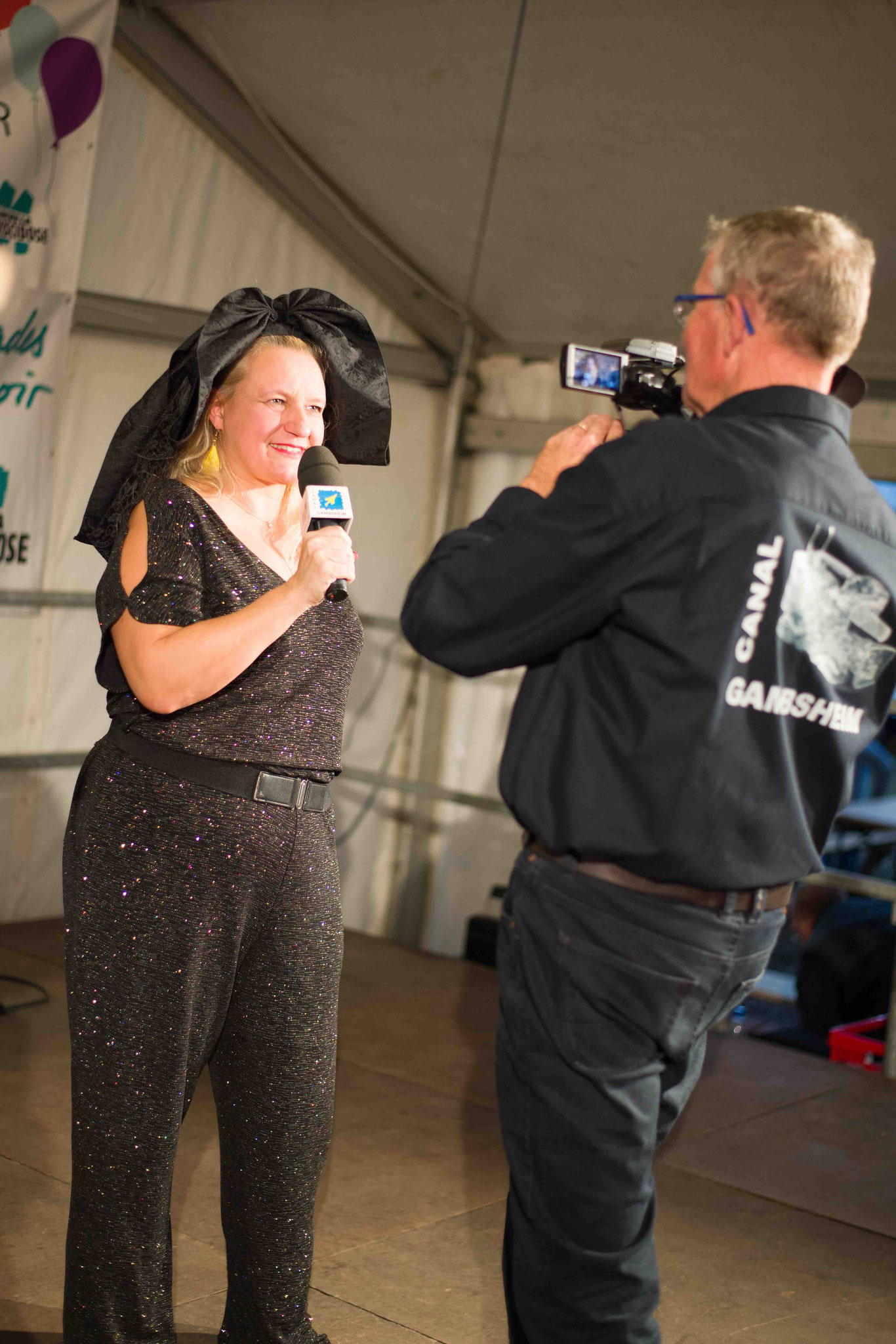 reportage live Canal Gambsheim 29/09/19