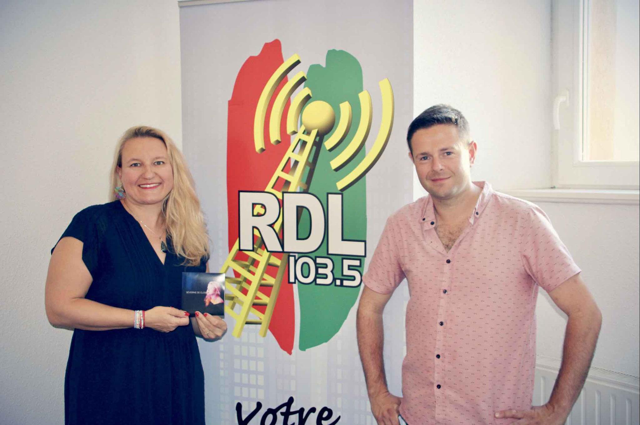 Interview Radio RDL Colmar