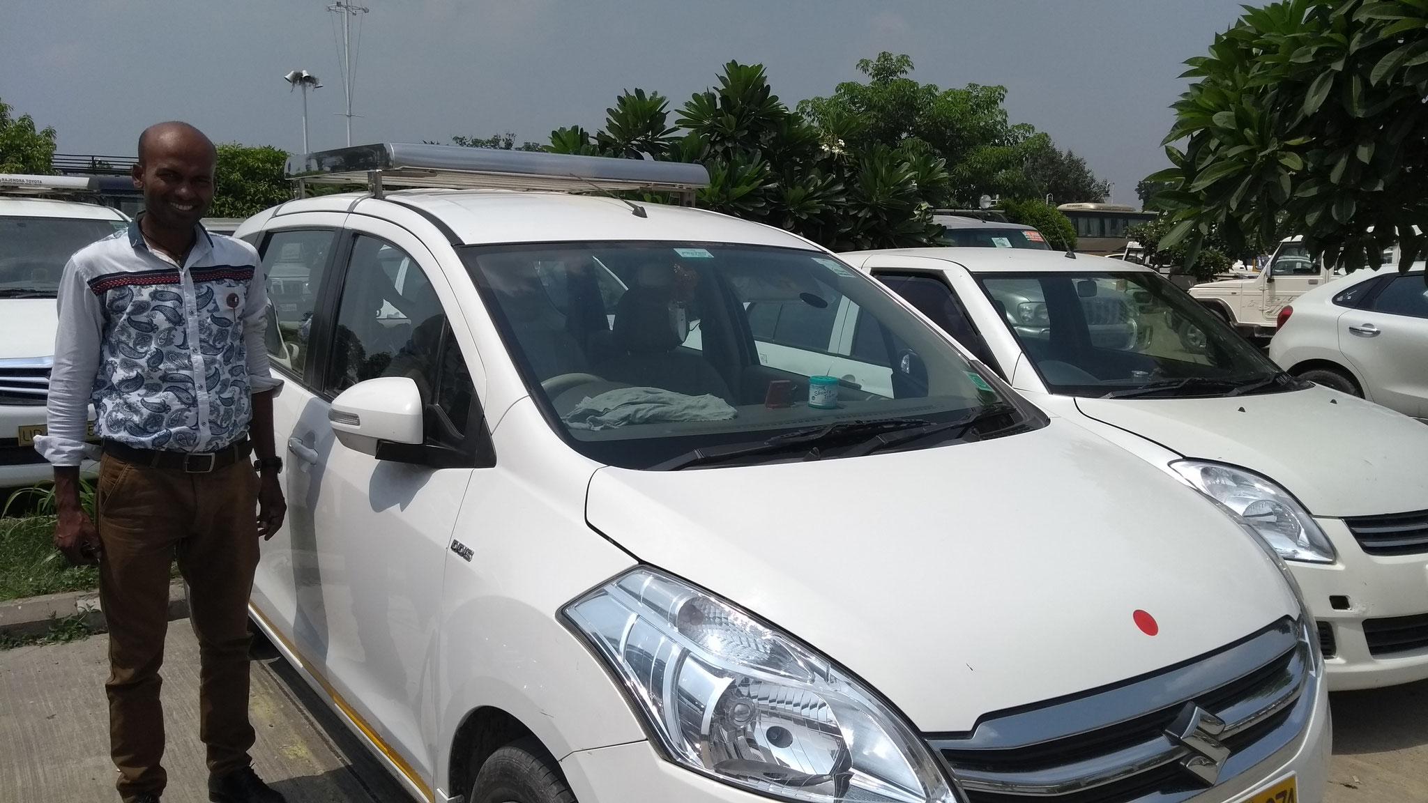 Monospace Suzuki Ertiga