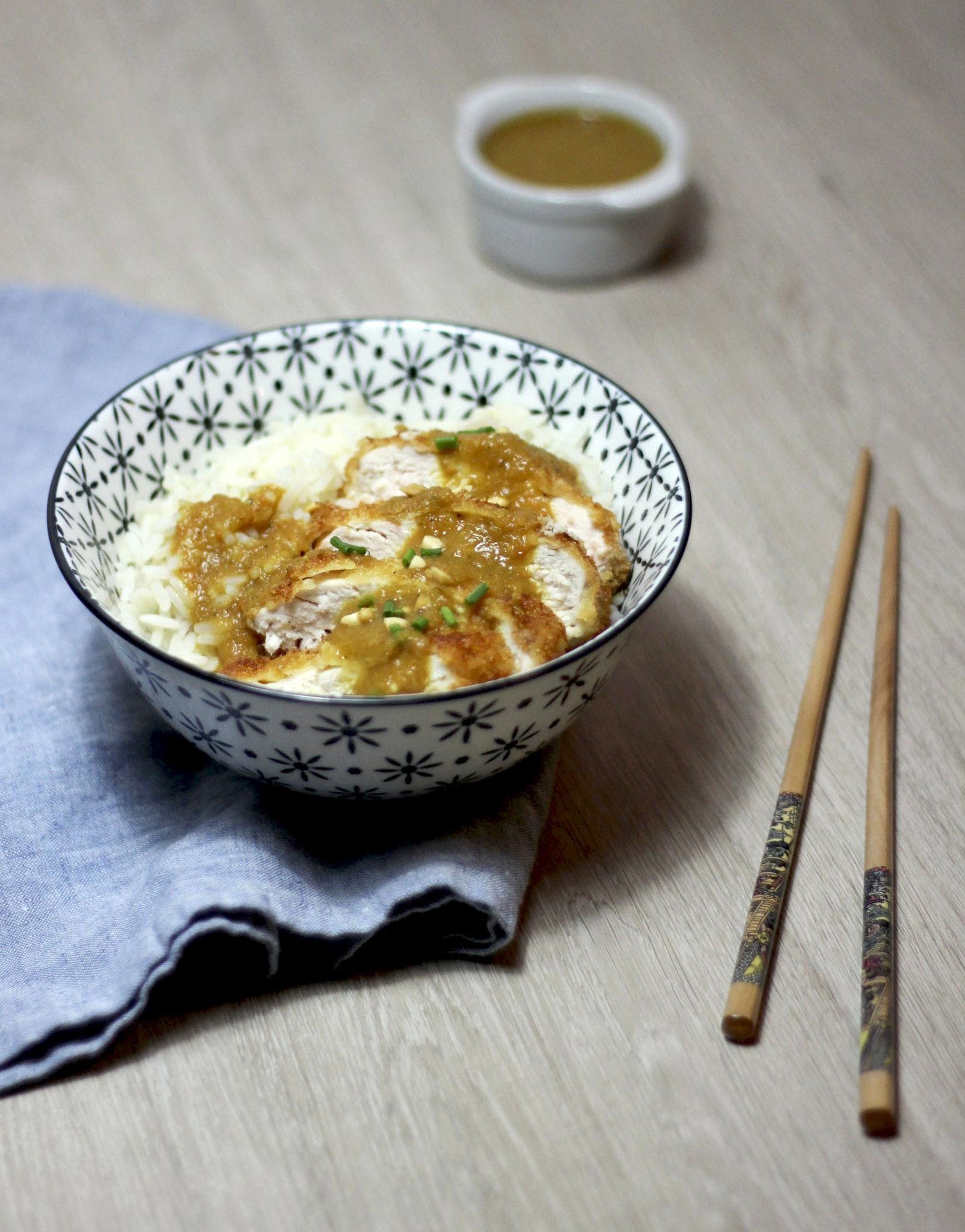curry japonais et poulet pan lady coquillette. Black Bedroom Furniture Sets. Home Design Ideas