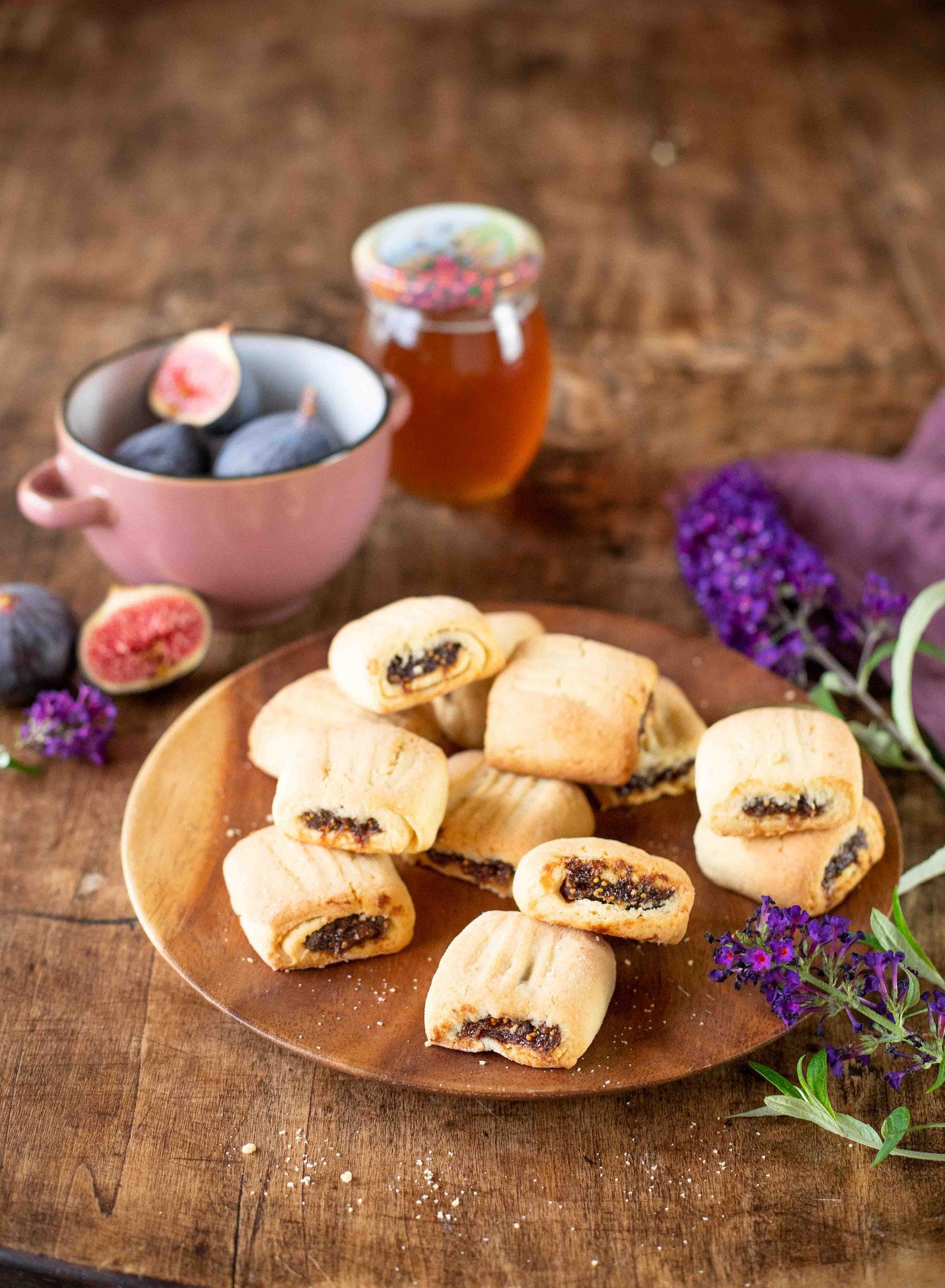Figolus : biscuits aux figues