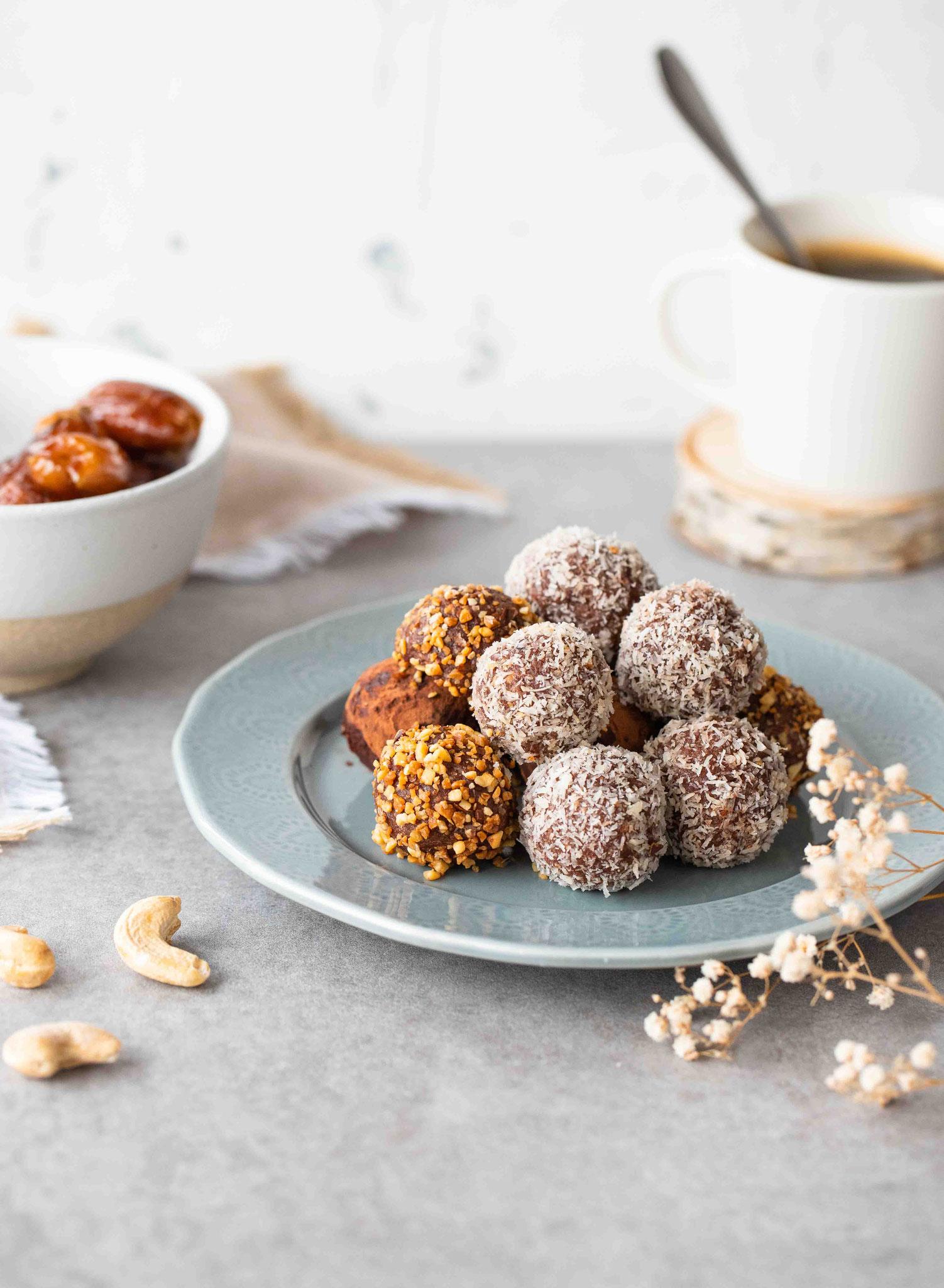 Energy ball : recette de snack healthy