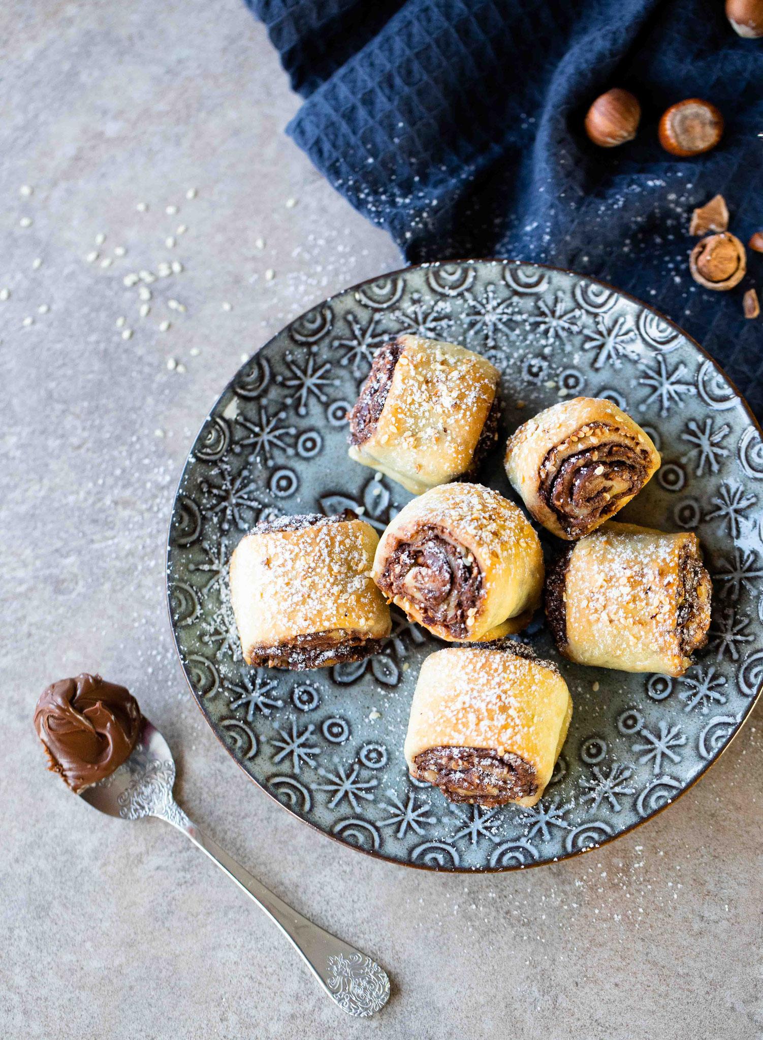 Pâtisserie orientale : recette au chocolat