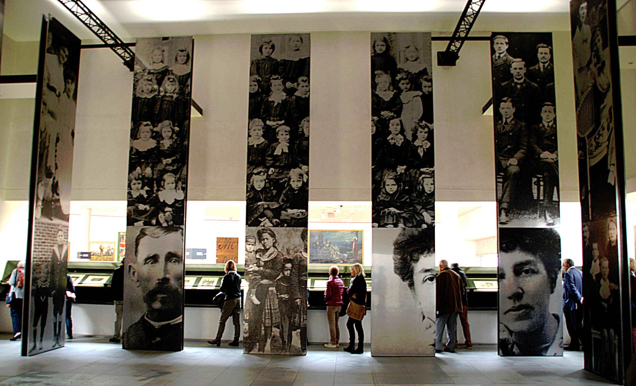 Salle Otto Dix, vue générale