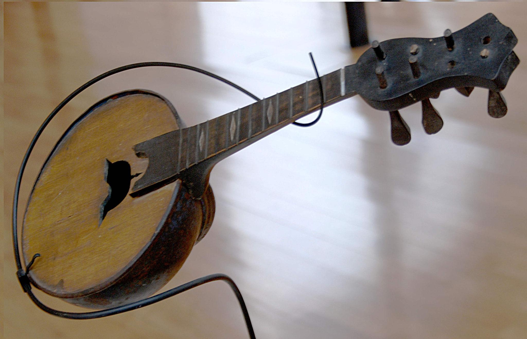 La mandoline artisanale allemande
