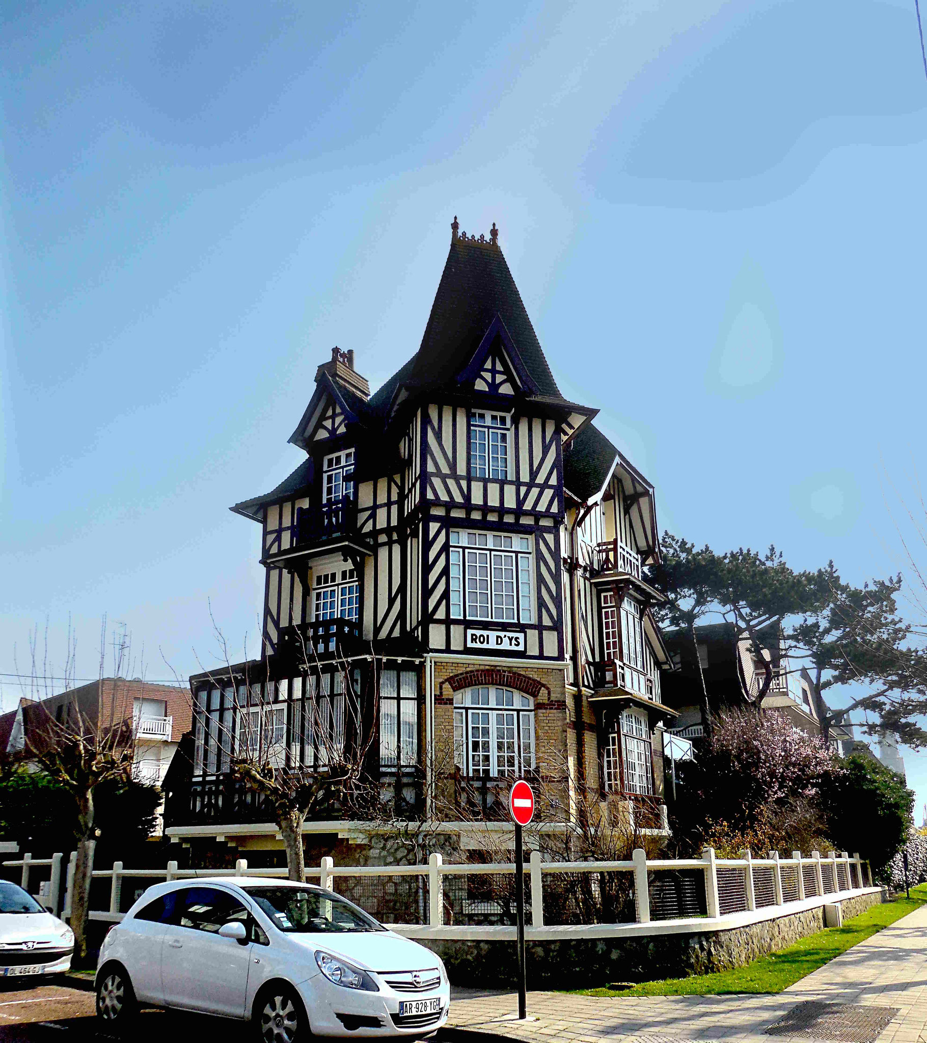 Villa Le Roi d'Ys, 1903 / ph JH