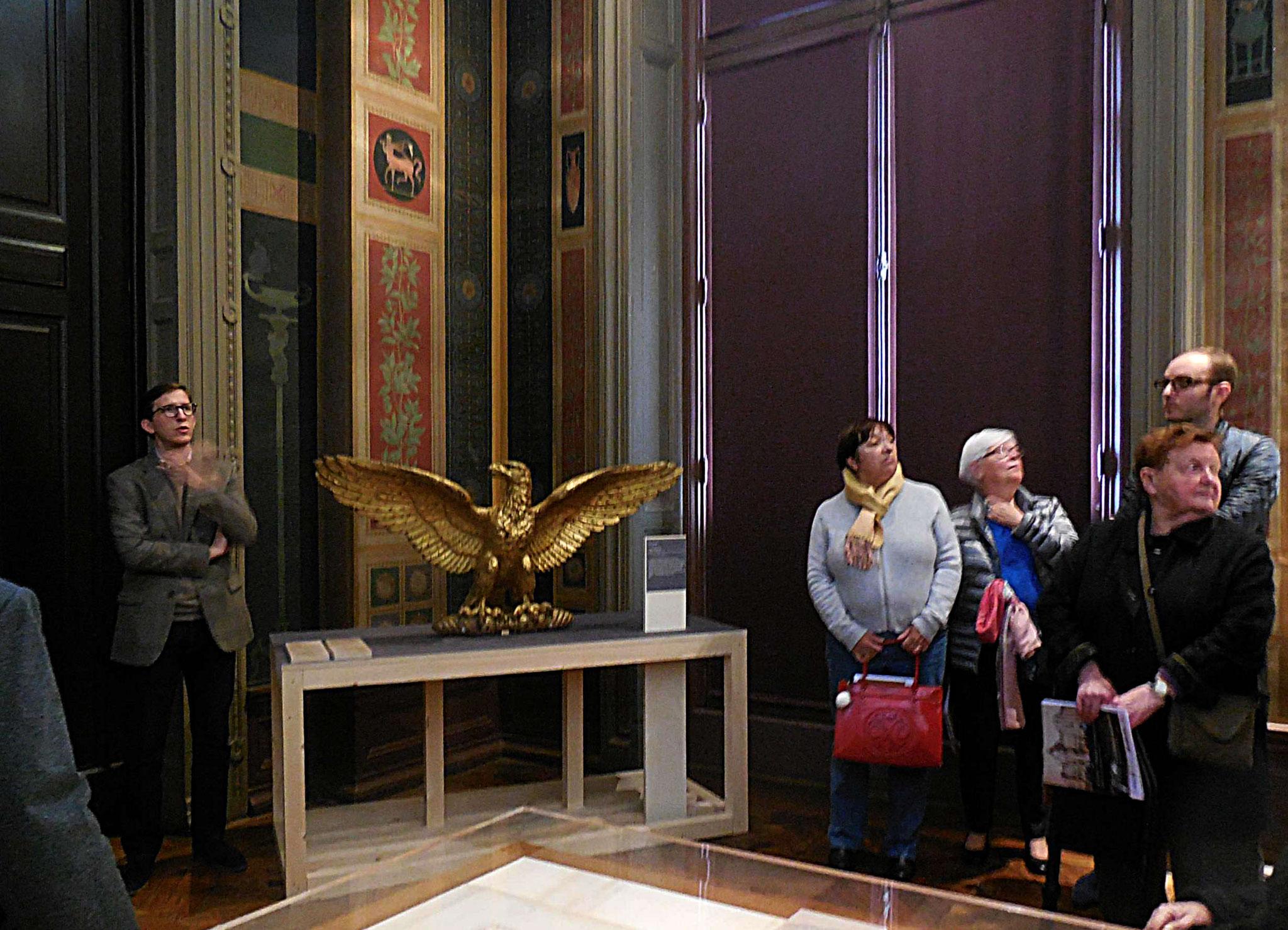 François Seguin présente l'exposition