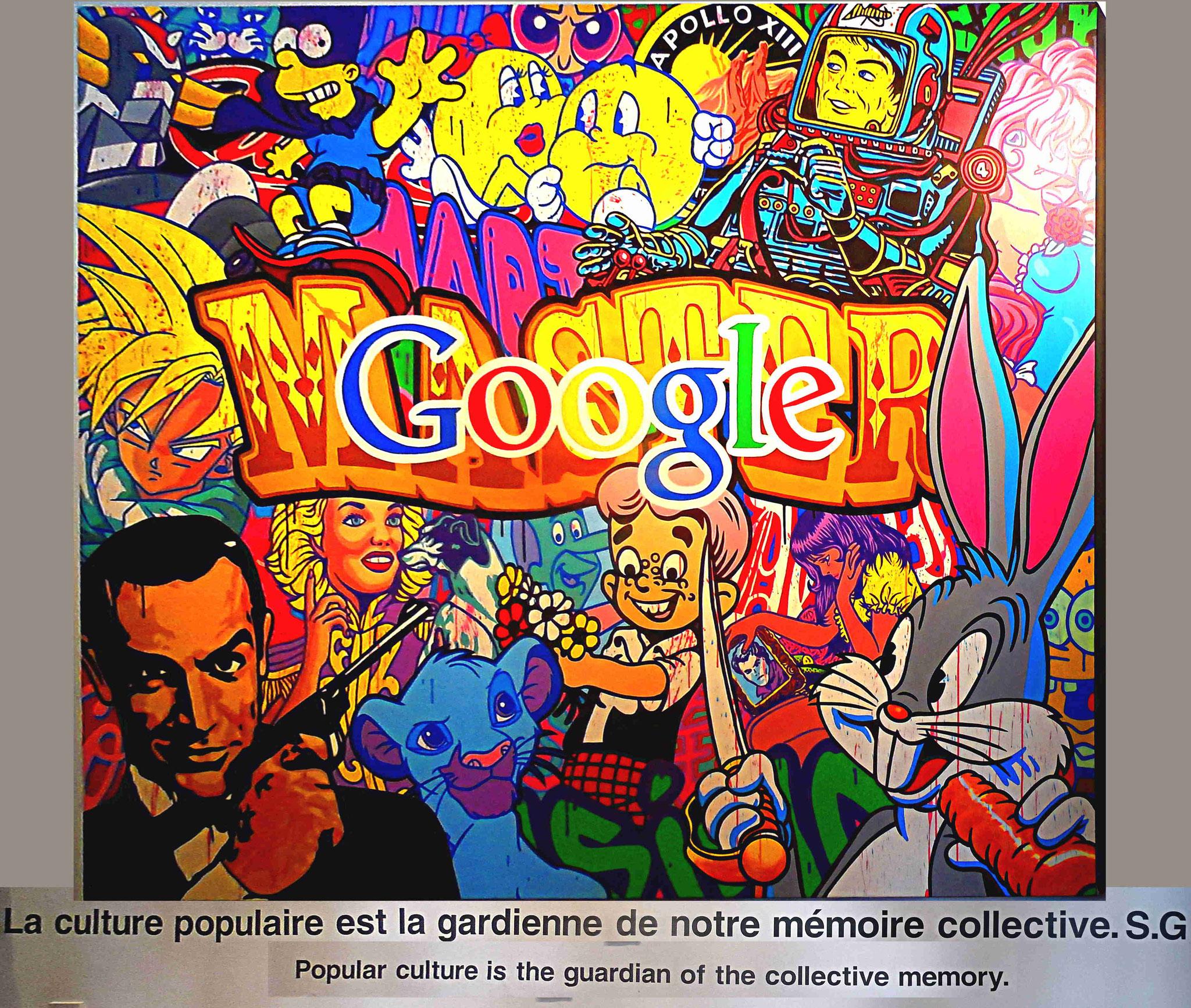 Google Masters, 2009