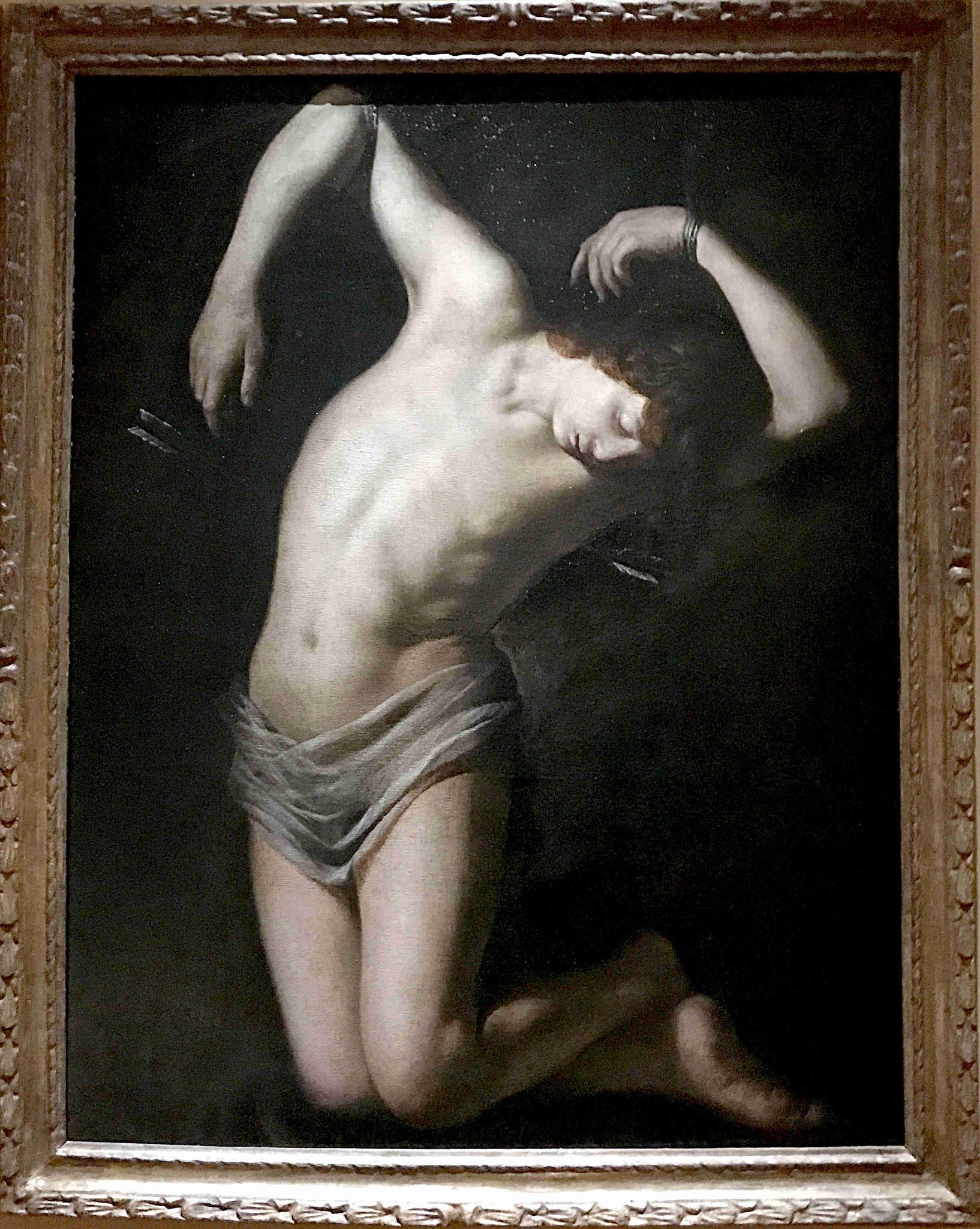 Spadarino, Martyre de Saint Sébastien, vers 1650 /MUDO
