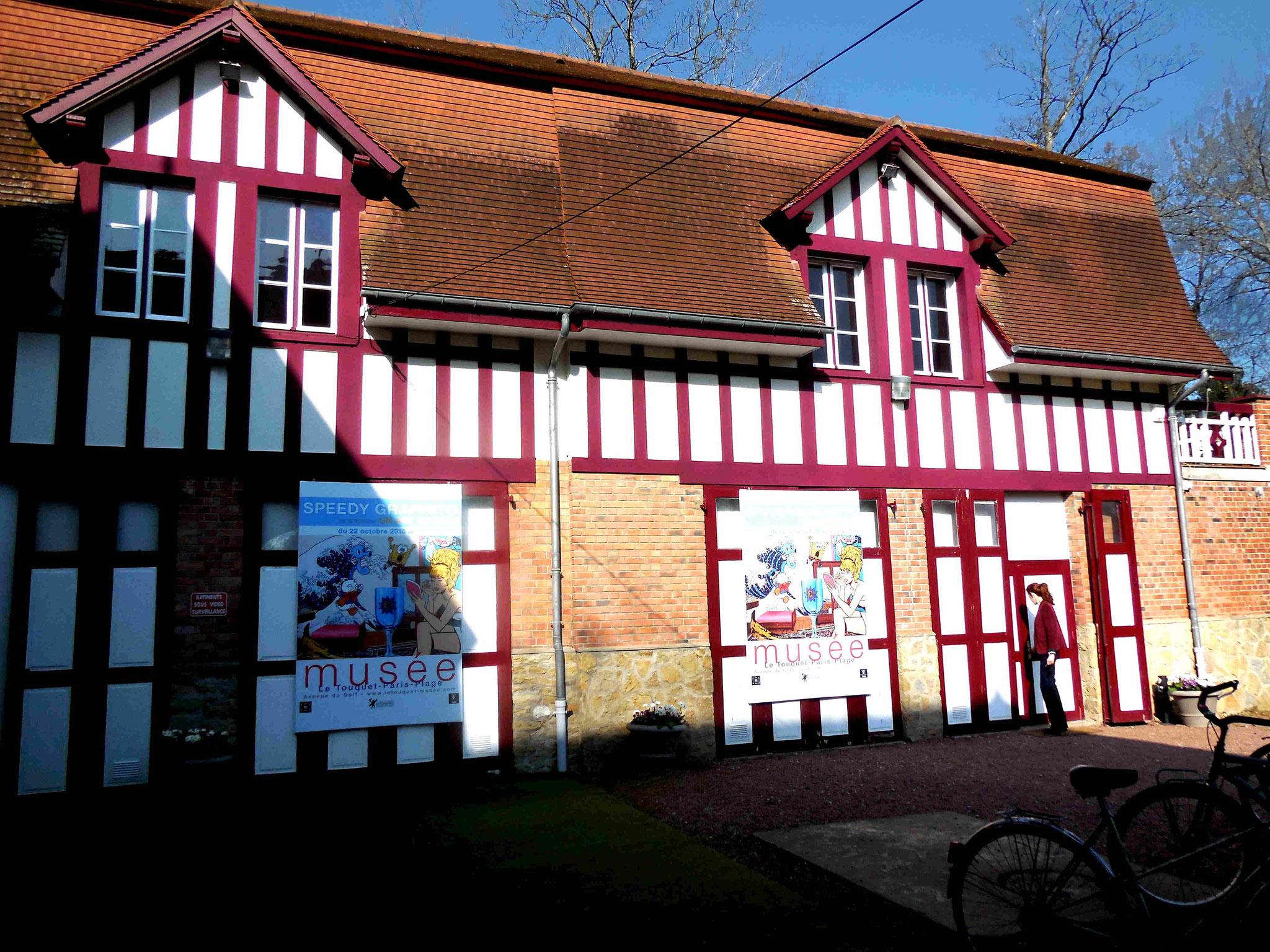 L'annexe du musée
