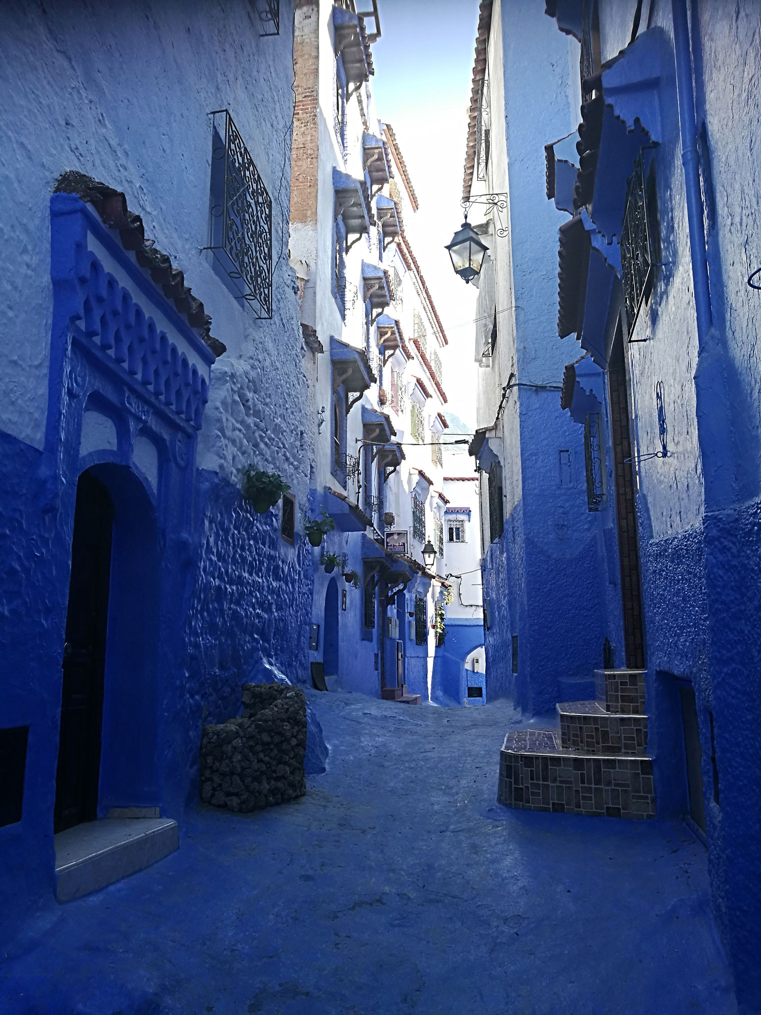 The alley of Dar Aladin