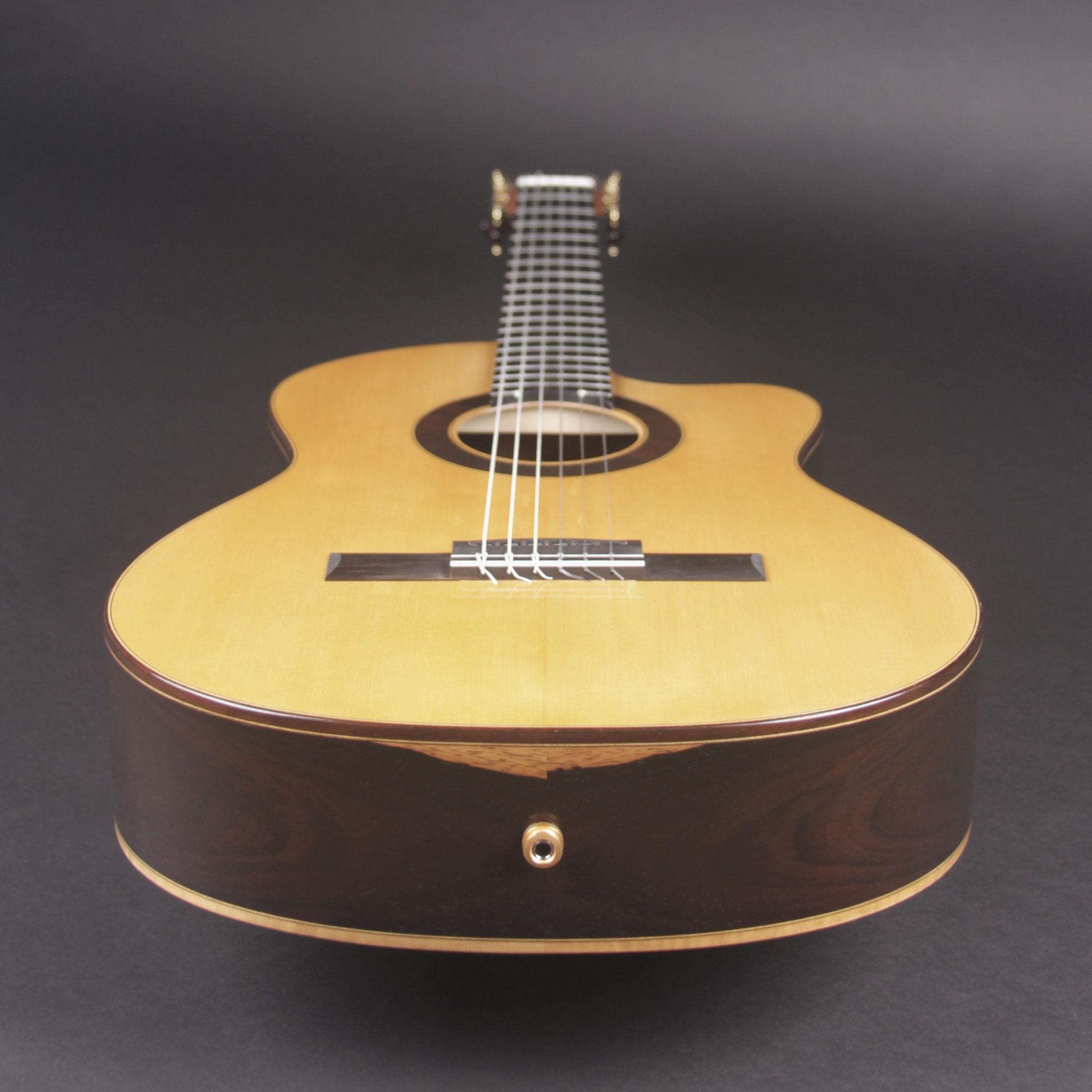 European Spruce / Brazilian Rosewood Geneva Model