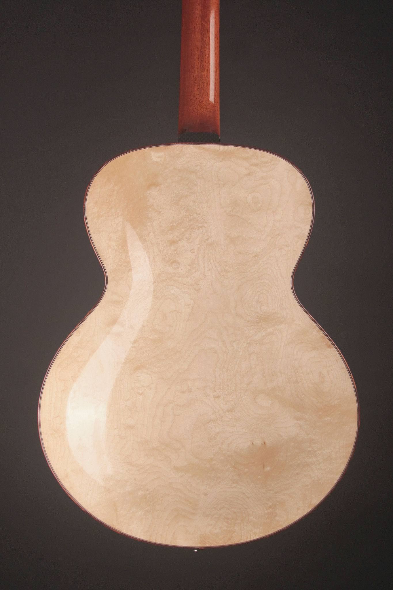 "16"" Montreux Model, one-piece Maple back"