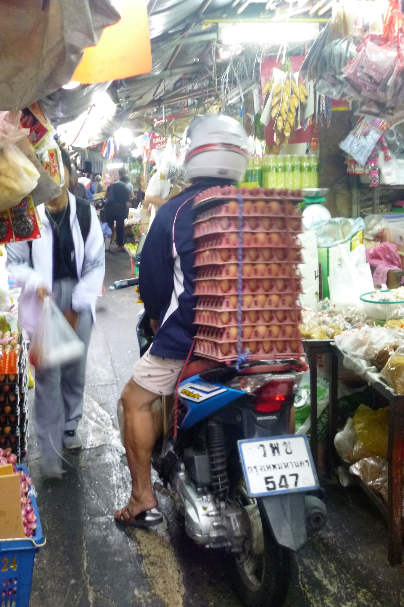 Food Market, Bangkok