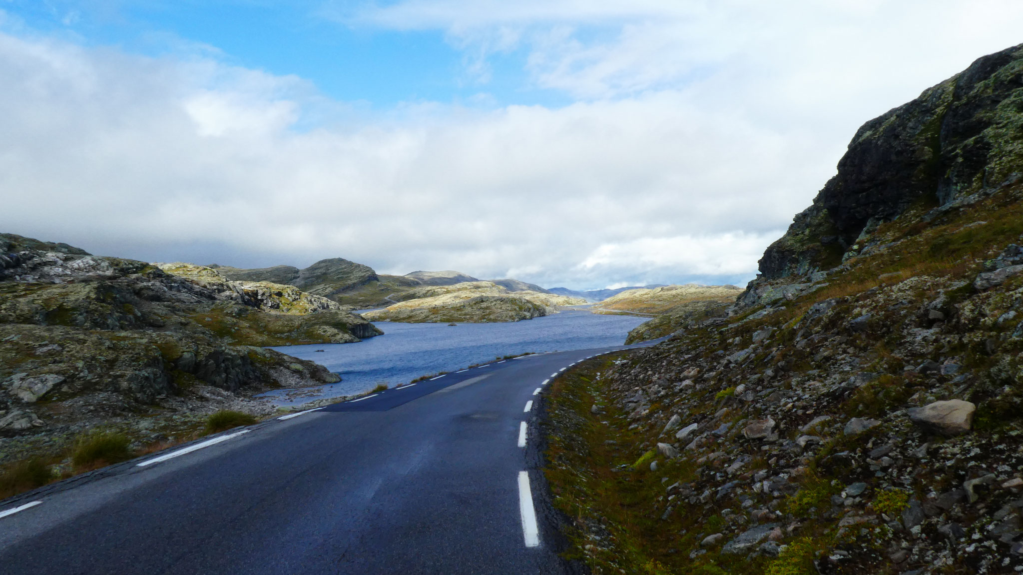 Roadtrip Norwegen Aurlandsfjellet
