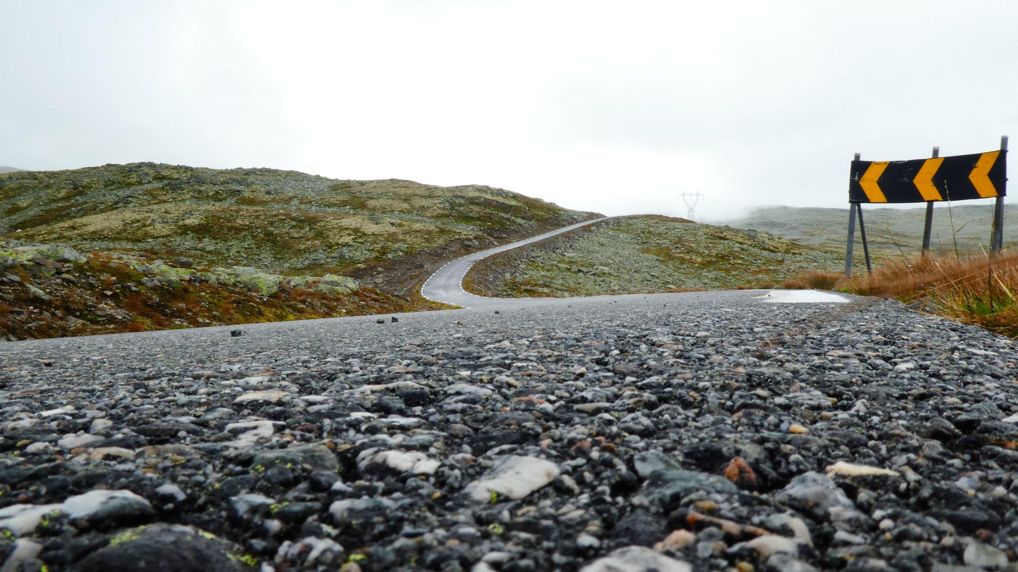 Roadtrip Norwegen Aurlandsfjellet