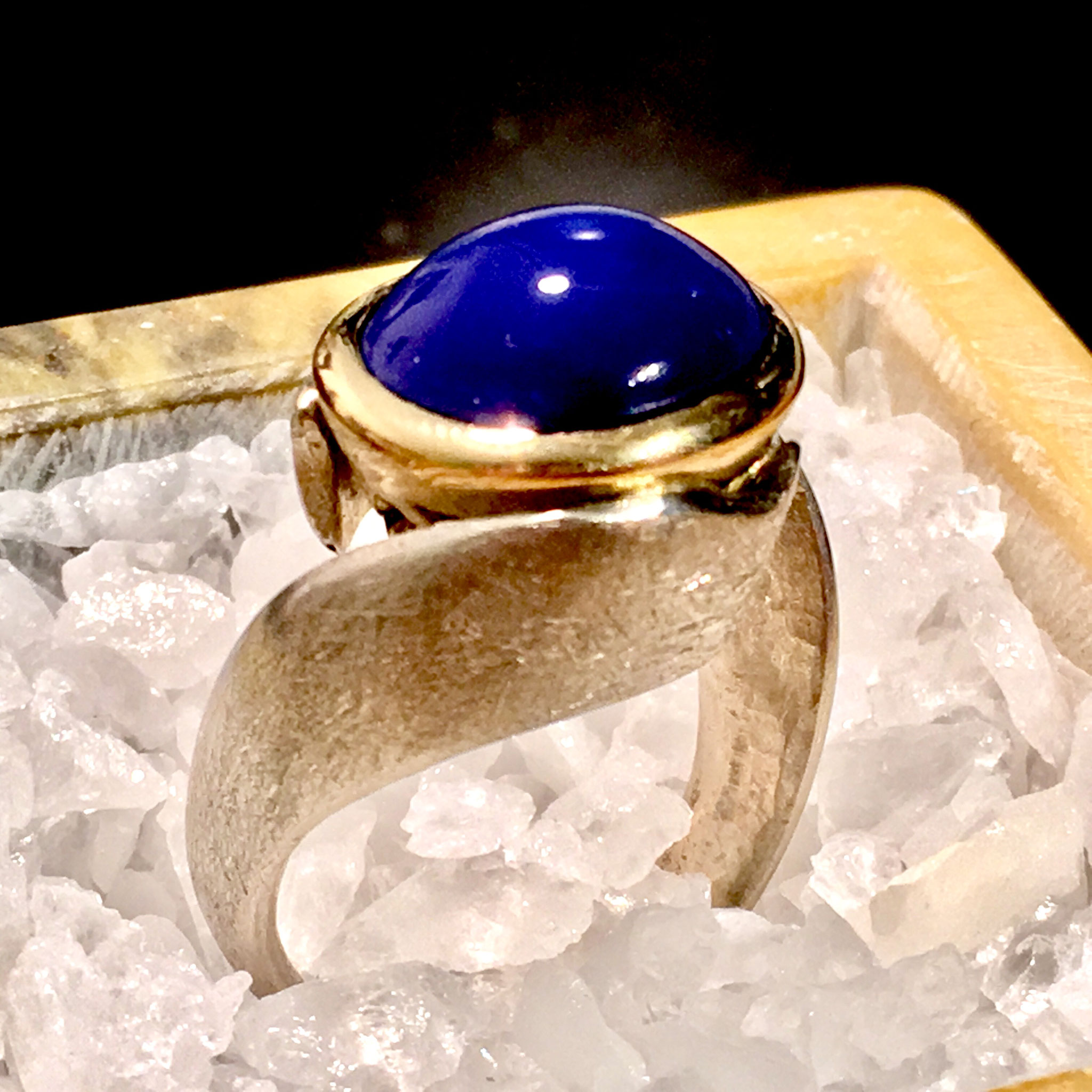 Blauer Opal