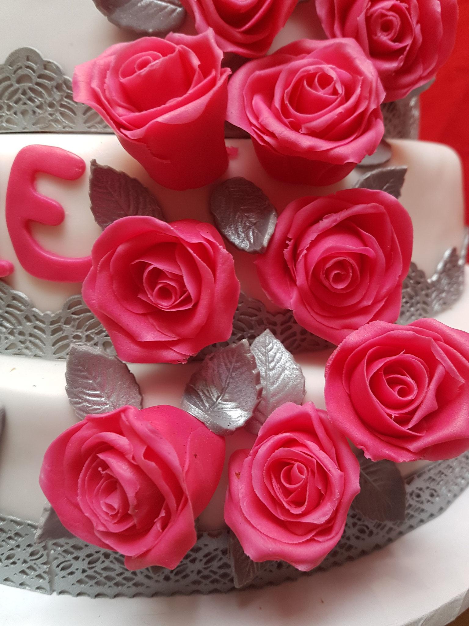 Wedding cake - Site de boulangerie-vd.fr