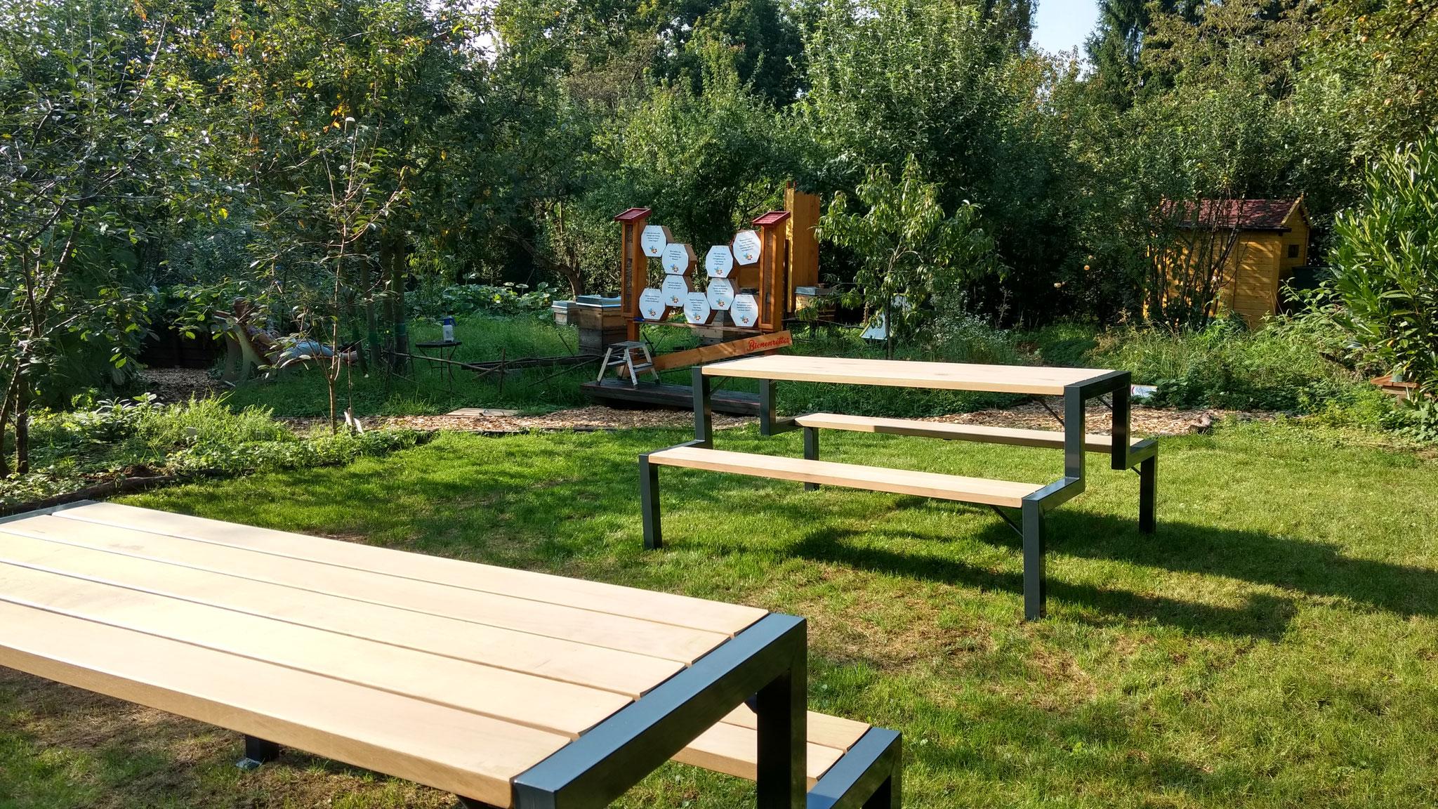 Programm Führungen Im Bienenretter Garten Bienenretter Projekt