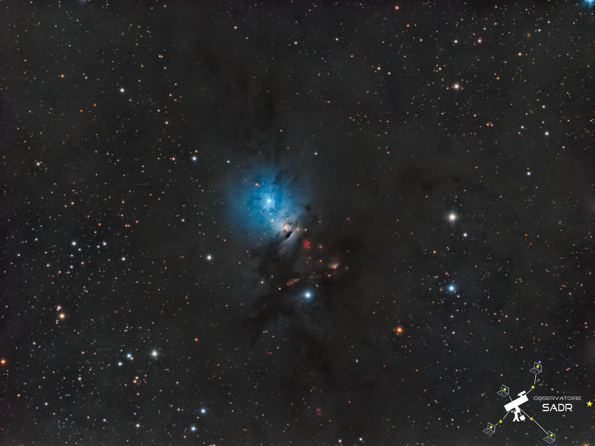 NGC 1333, Lunette 120, Sadr Espagne