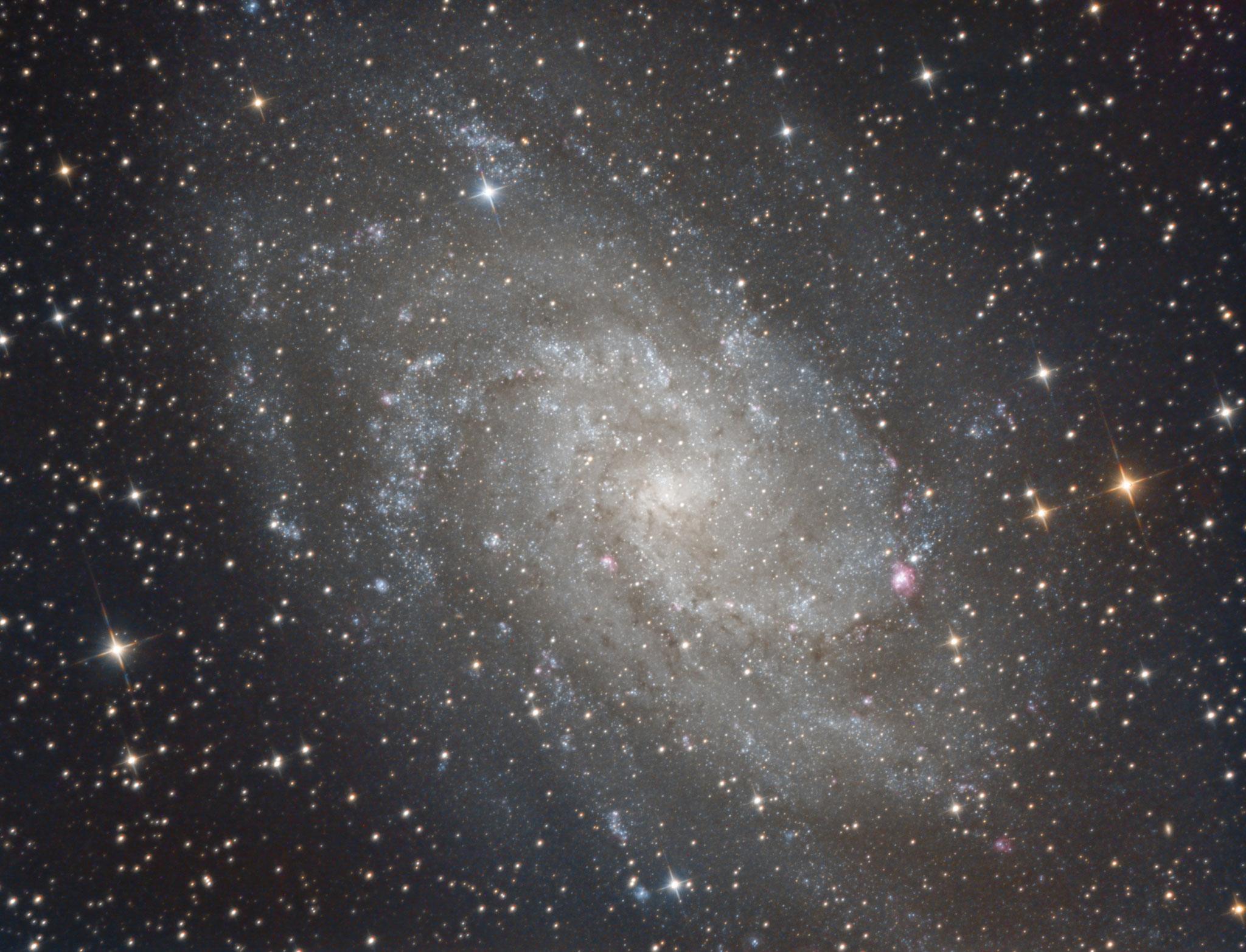 M33, LRVB, 8h30 de poses, David, 30 septembre 2016