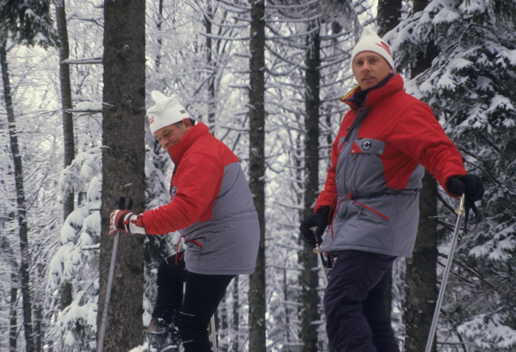 Skilehrer 1987