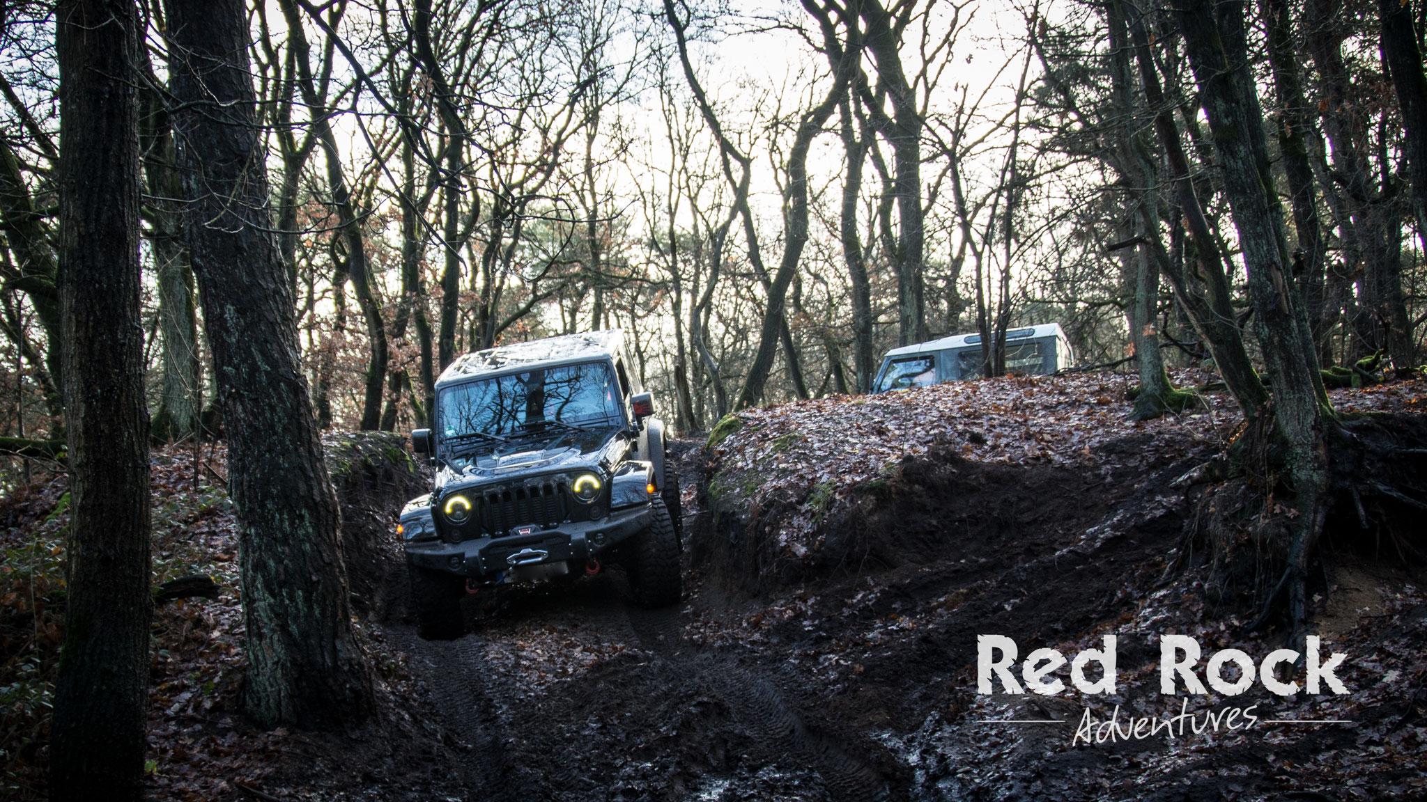 Offroad Abenteuer Tag - Dezember 2018