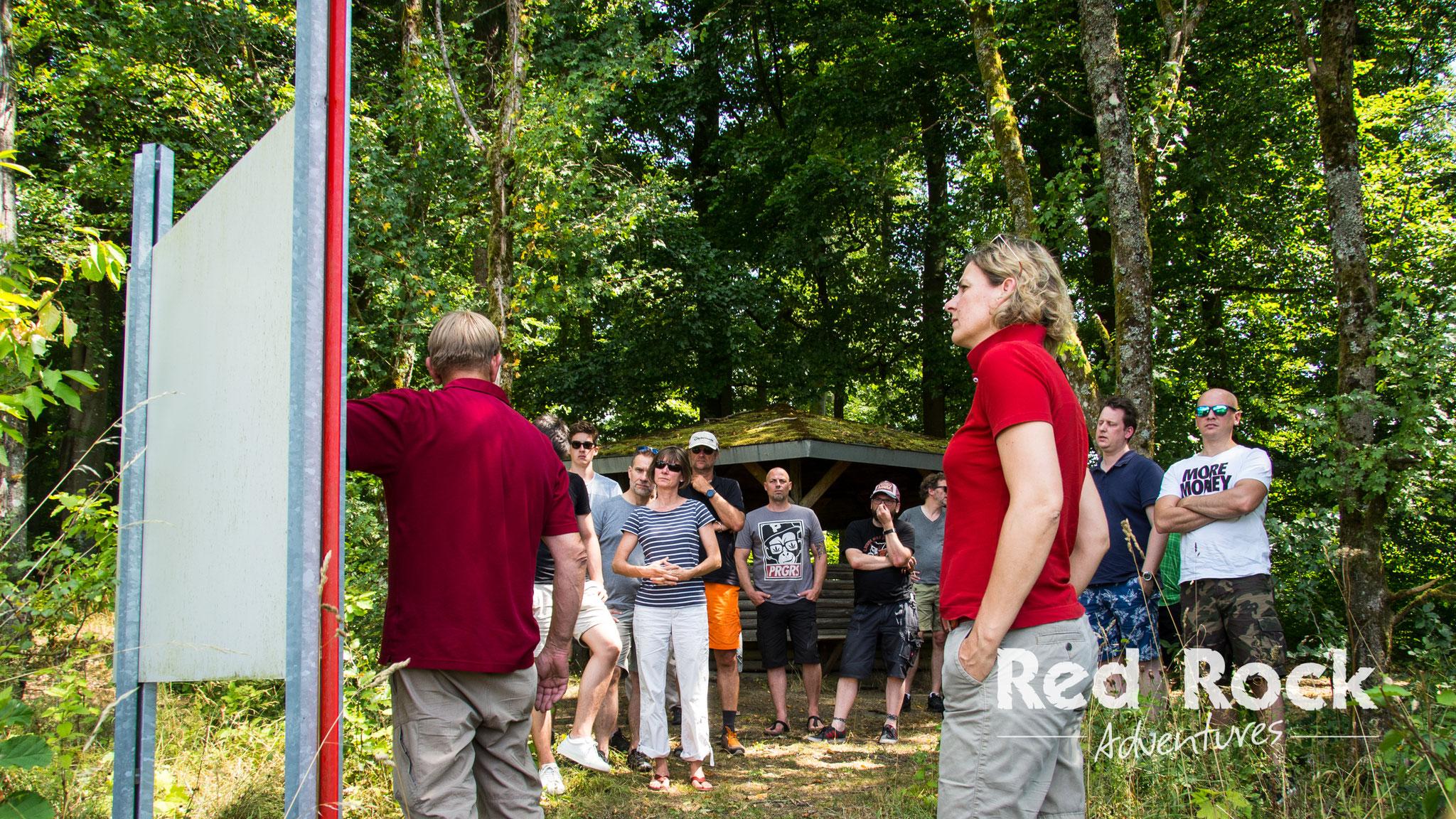 Eifel Experience August 2018