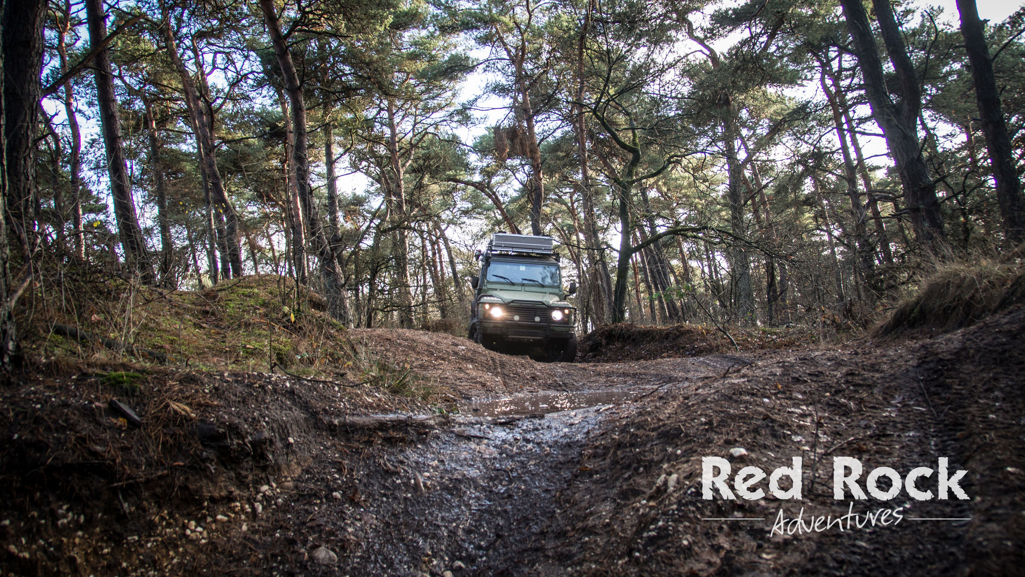 Offroad Abenteuer Tag - Dezember 2018